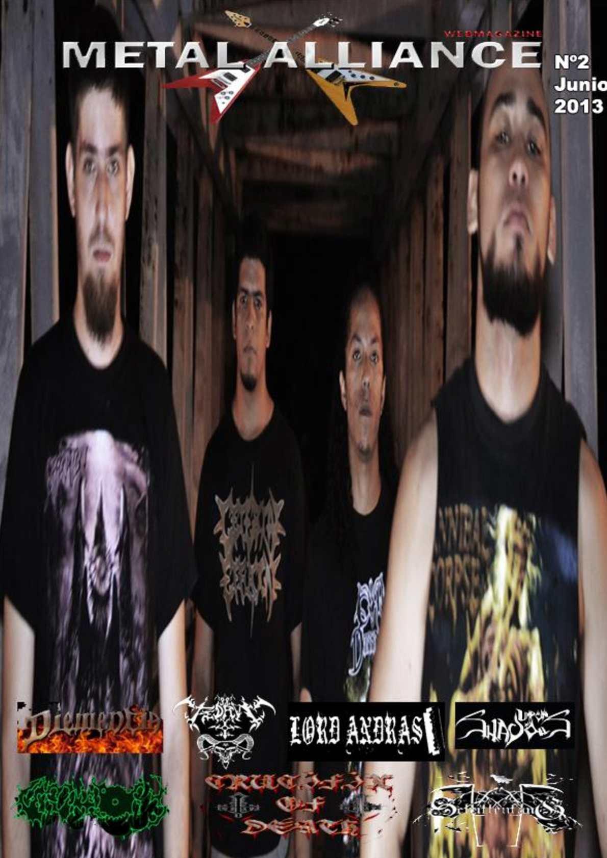 Metal Alliance Magazine 2