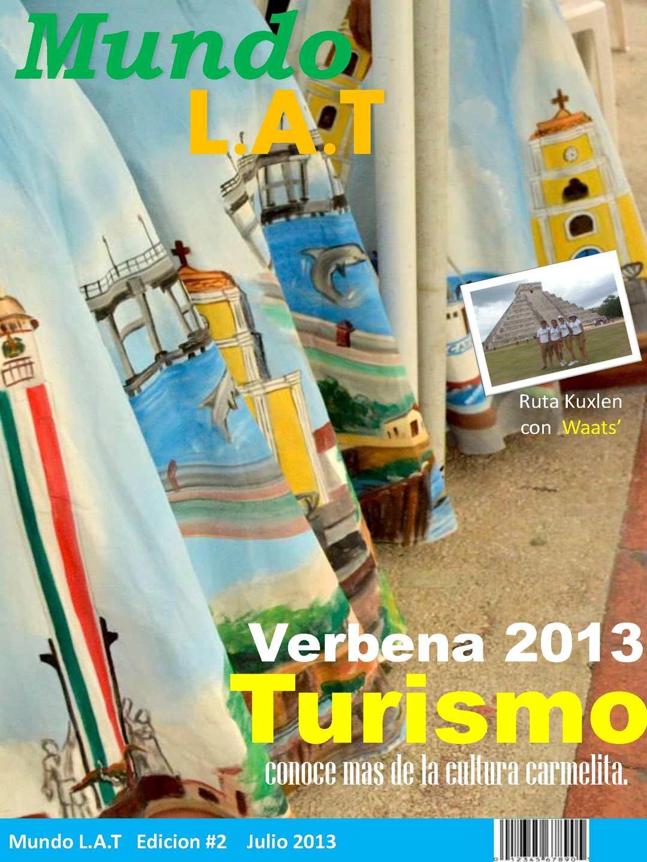Revista Mundo LAT 2° Edición