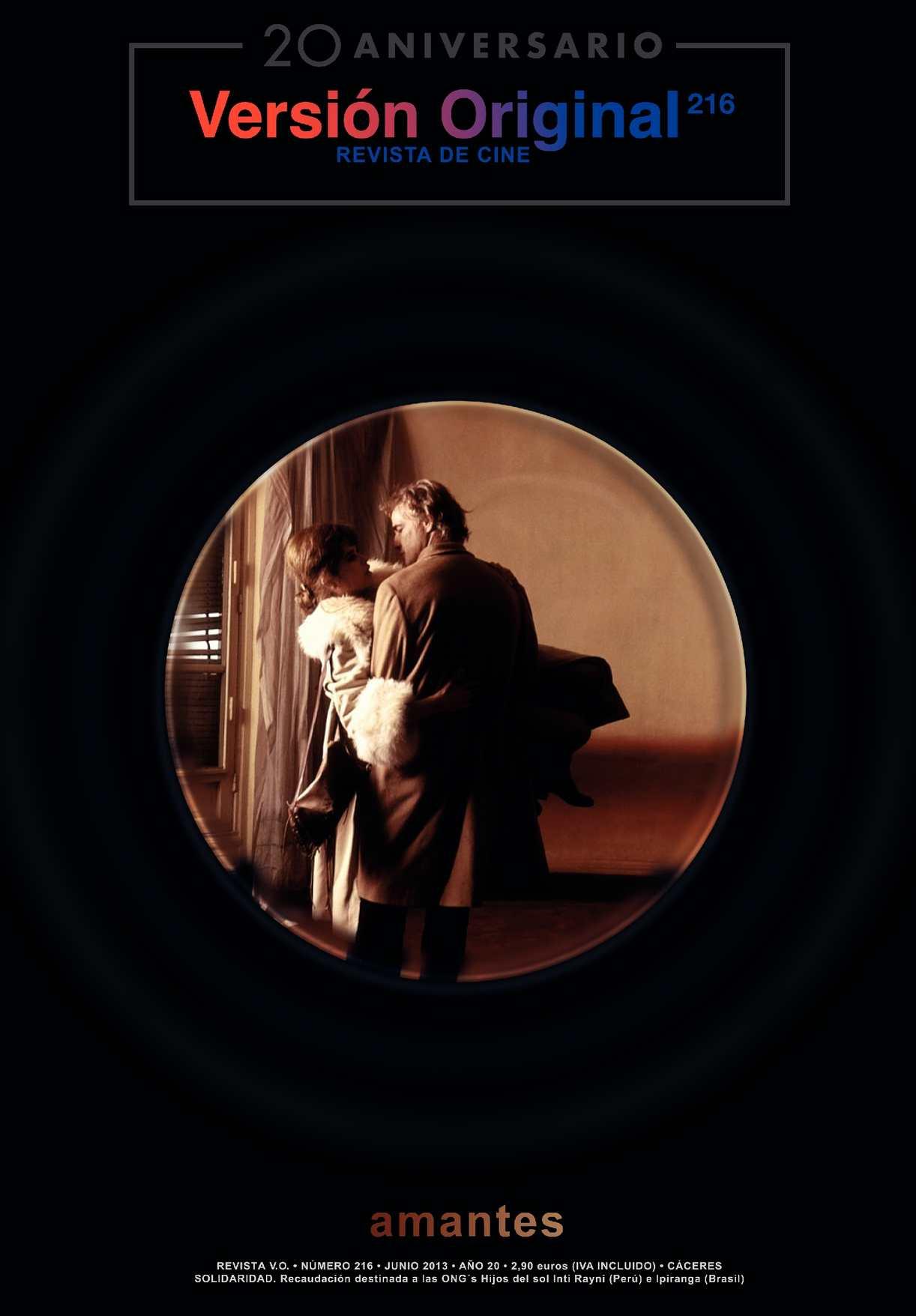 Revista de Cine Versión Original 216. Amantes