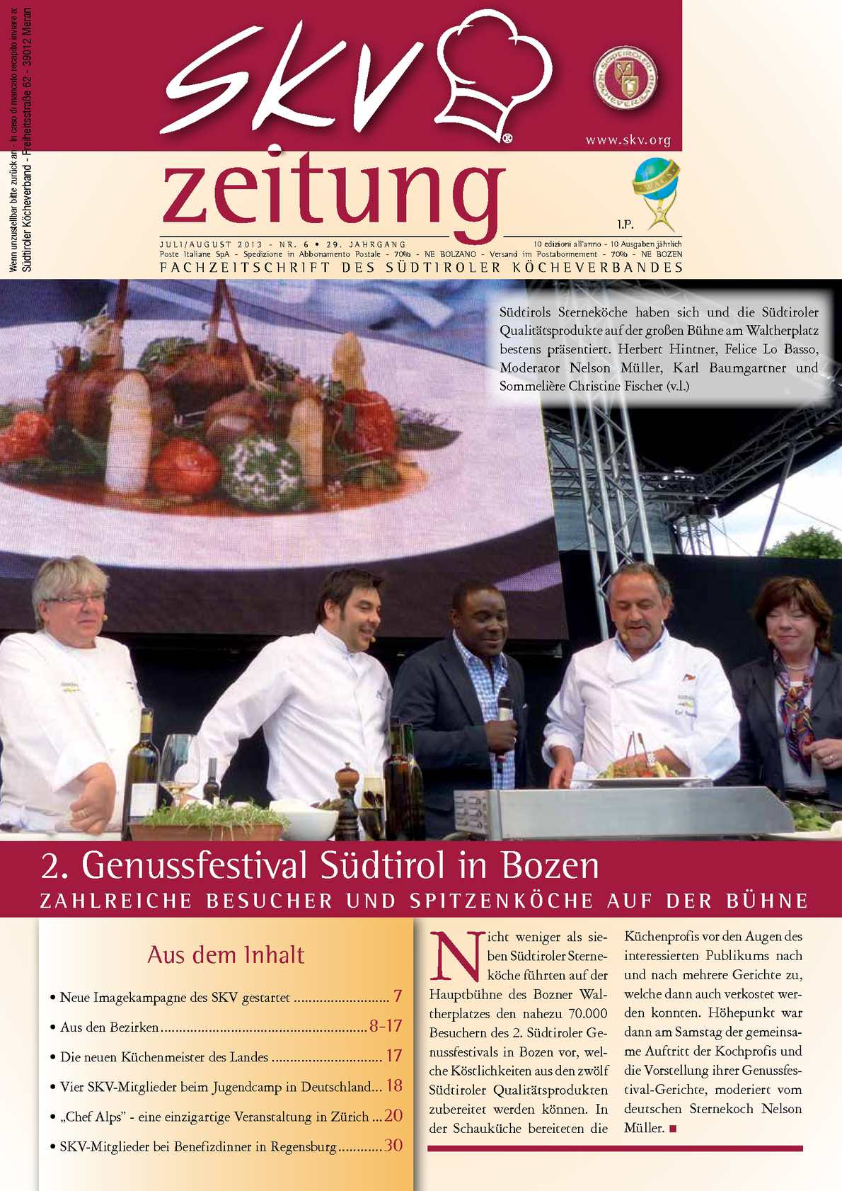 Calaméo   SKV Zeitung Ausgabe Juli 2013