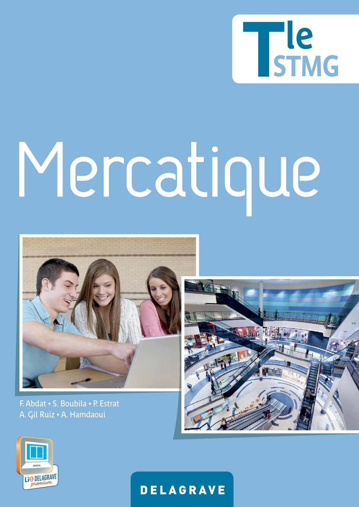 2013 - Extraits Mercatique Tle STMG