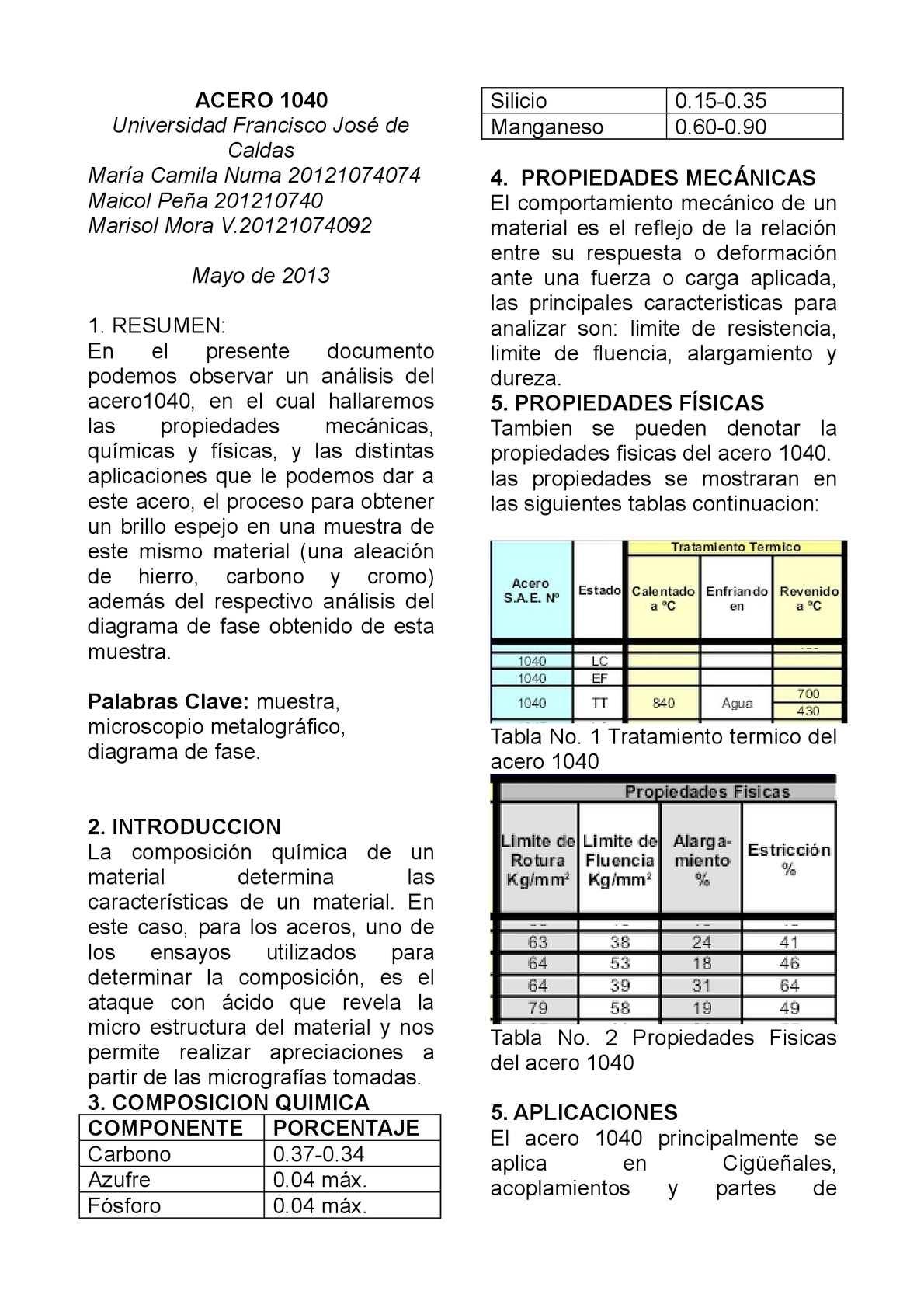Calaméo - ACEROS FERRITICOS