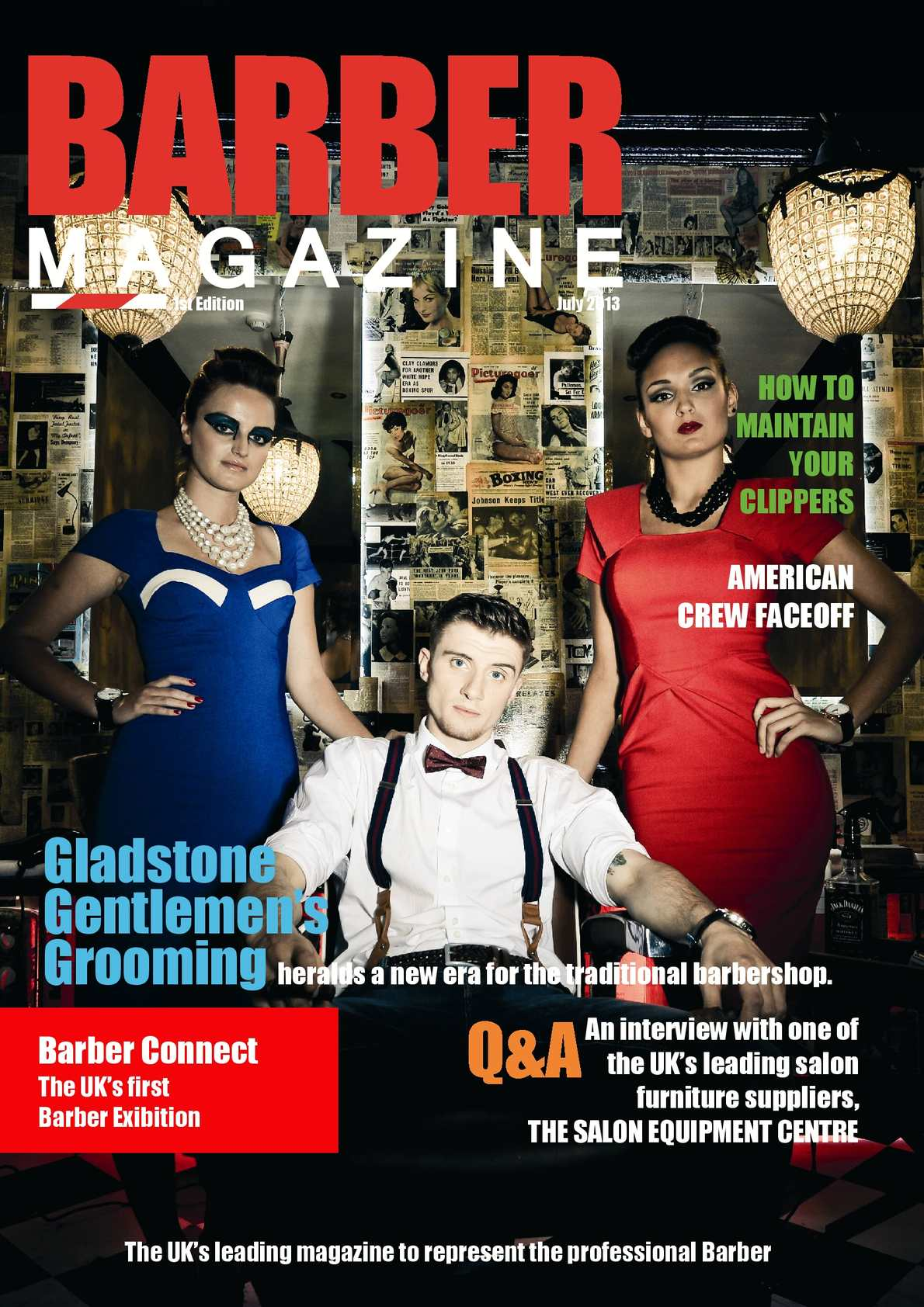 Calam?o - Barber Magazine