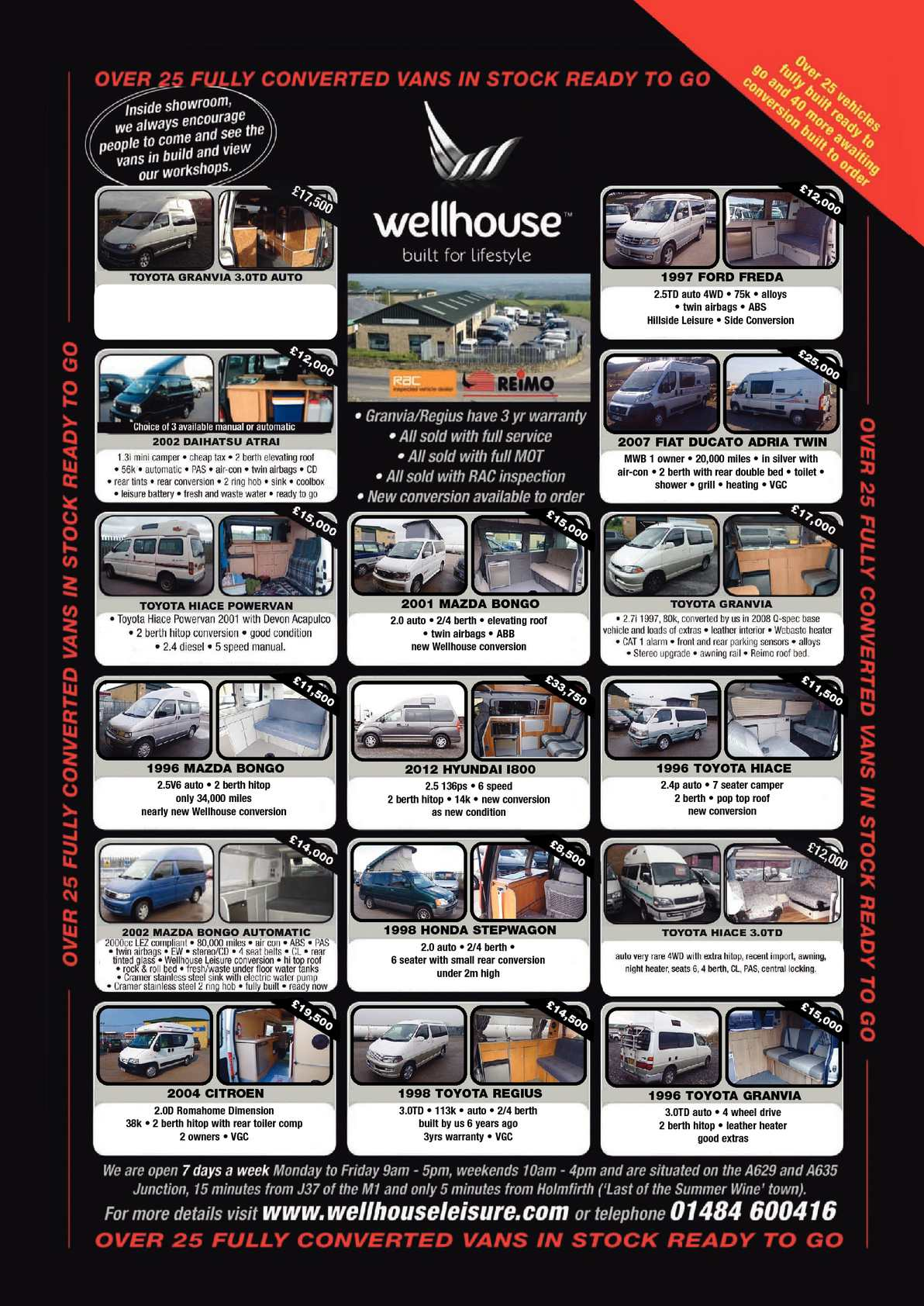 July 2013 Motorhome & Campervan CALAMEO Downloader