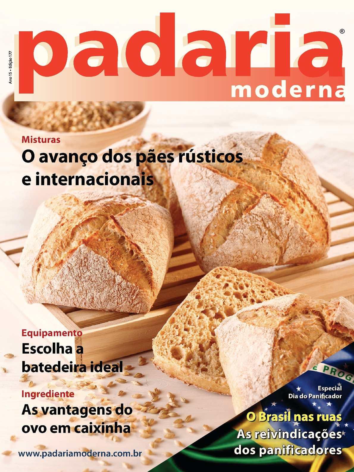 Revista Padaria Moderna - Edição 177
