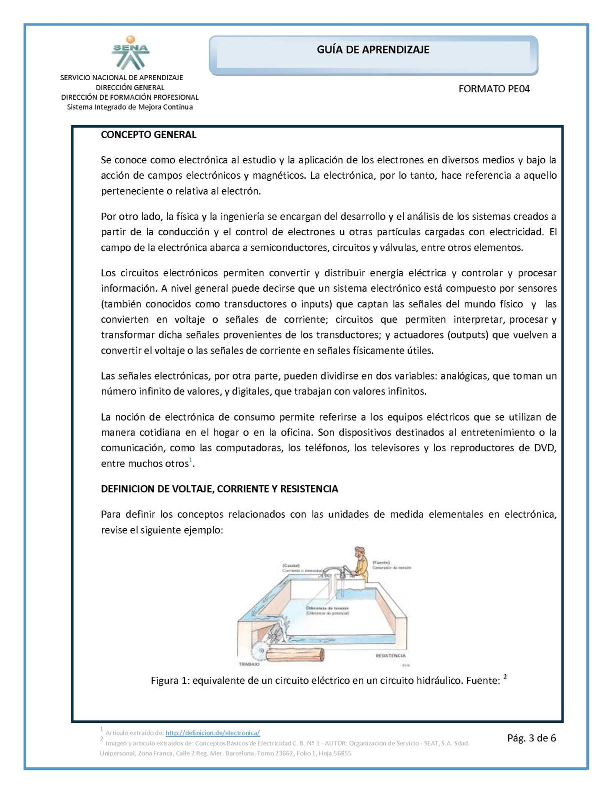 Circuito Hidraulico Mixto : GuÍa de electrÓnica sena calameo downloader