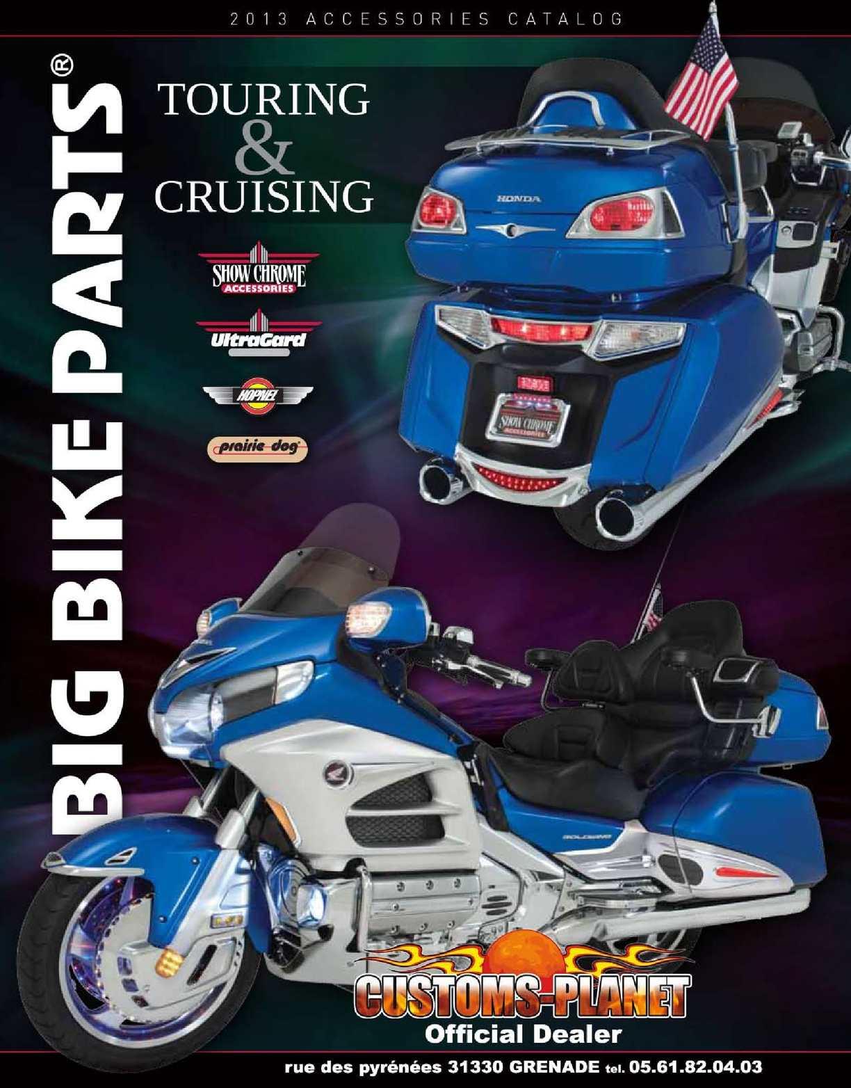 Calamo Catalogue Big Bike Parts Par Customs Planet R1200c Fuse Box