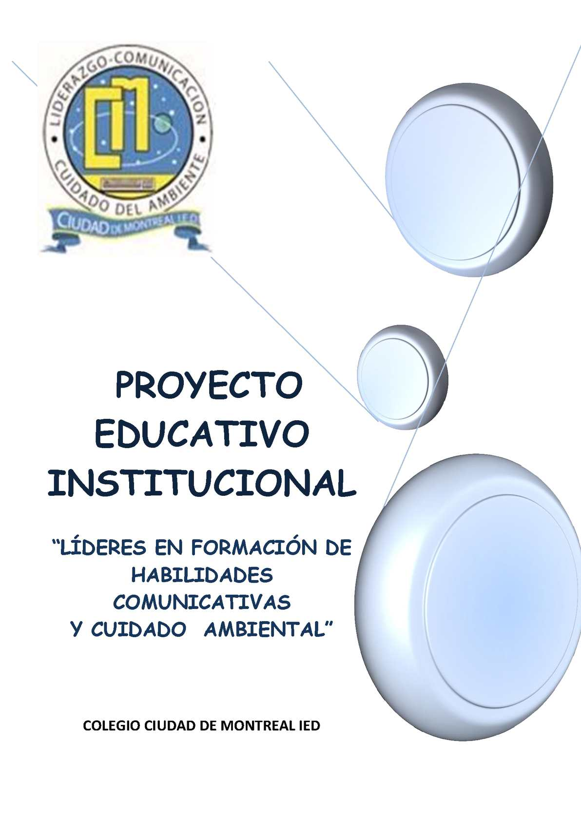 PEI DEL COLEGIO CIUDAD DE MONTREAL I.E.D