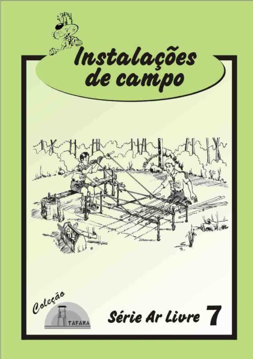 Série ar livre - Instalações de campo 1