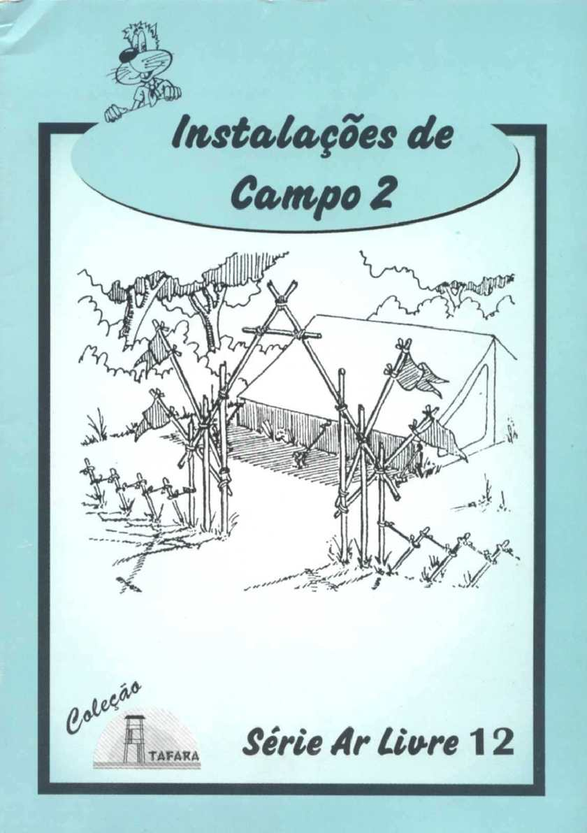Série ar livre - Instalações de campo 2