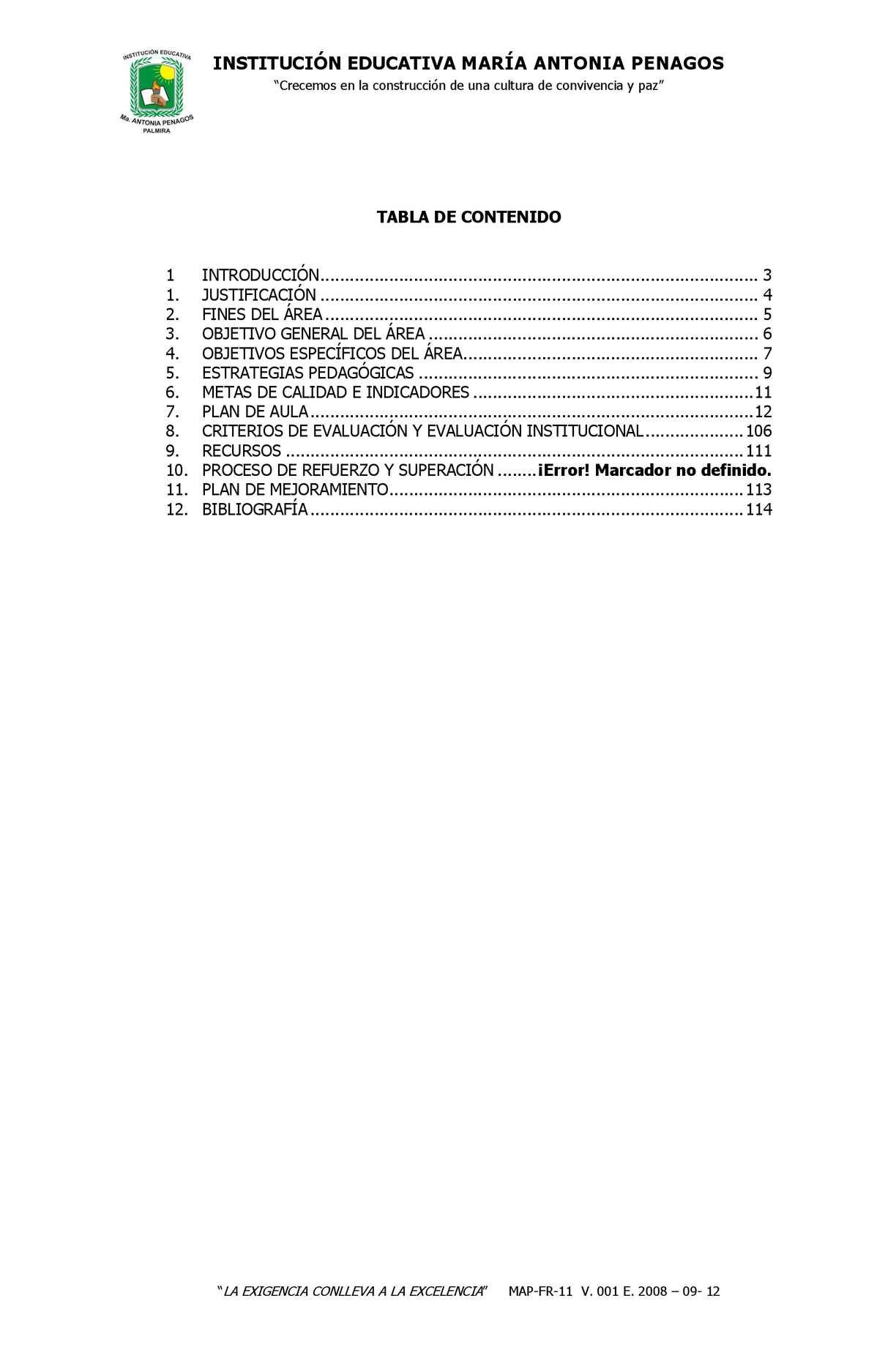 Plan de ciencias naturales calameo downloader page 2 urtaz Image collections