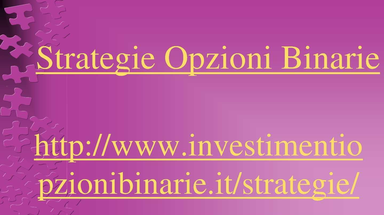 strategie opzioni binarie 60 secondi pdf