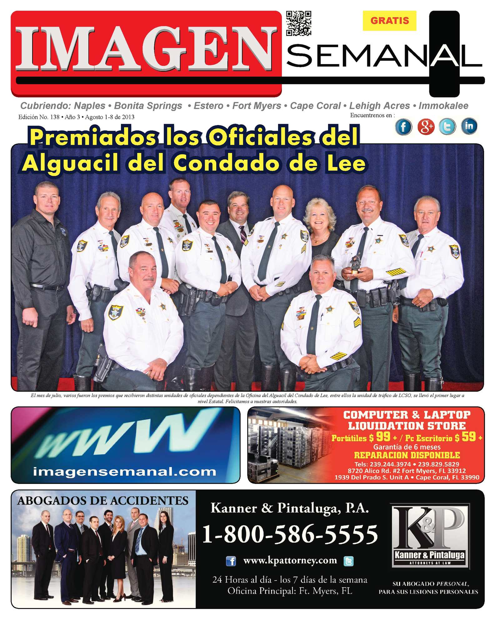 Calaméo - Imagen Semanal Edicion Impresa # 138