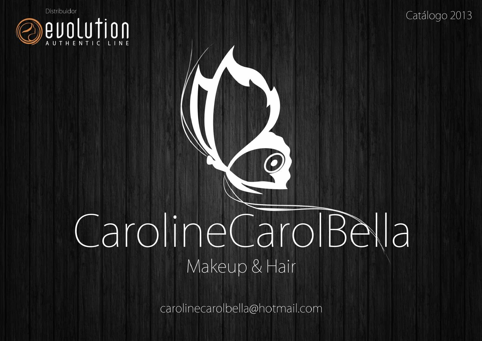 Evolution Professiona Hair | CarolineCarolBella