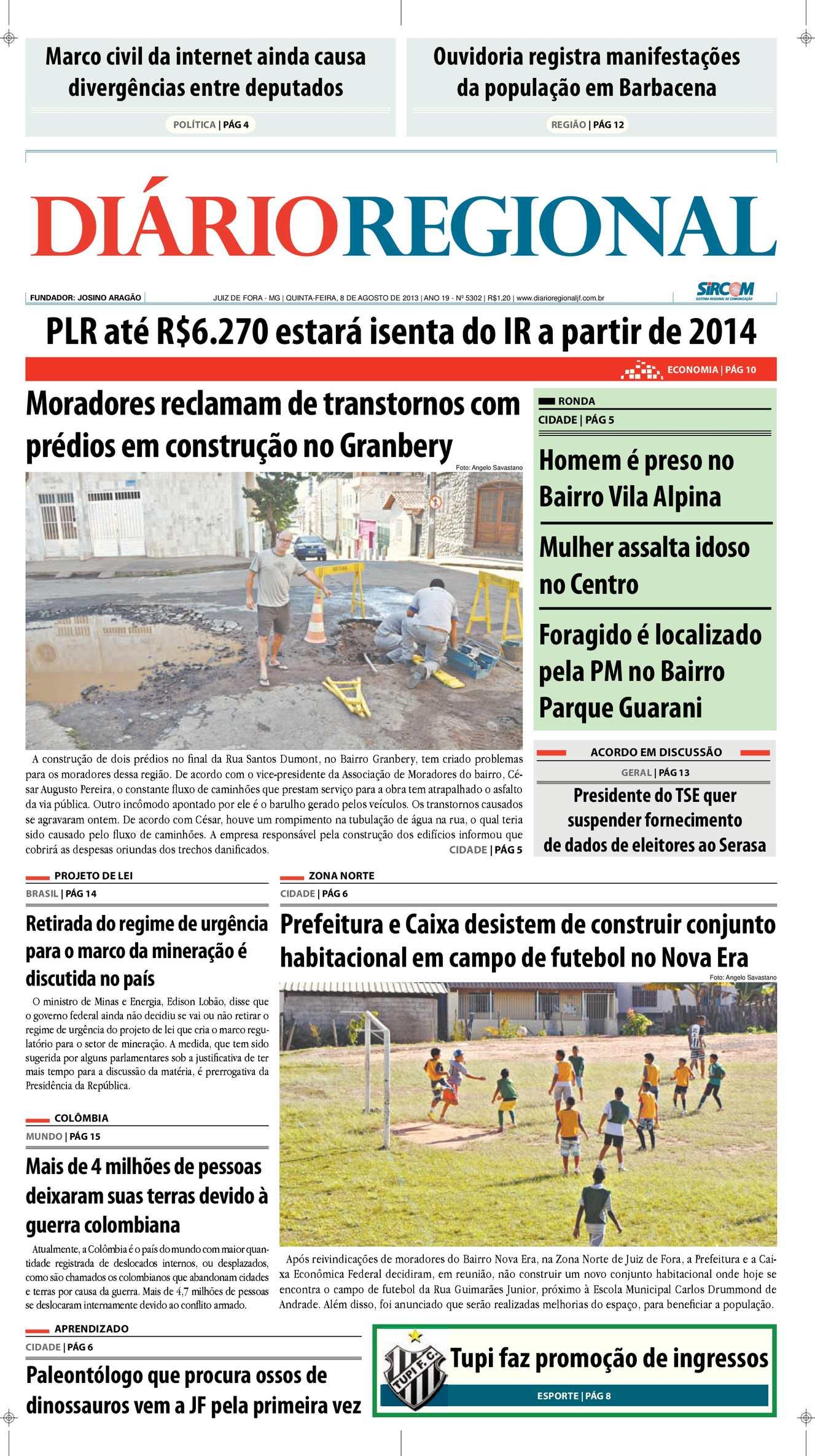 14de772bb5 Calaméo - Edição 08 08 2013