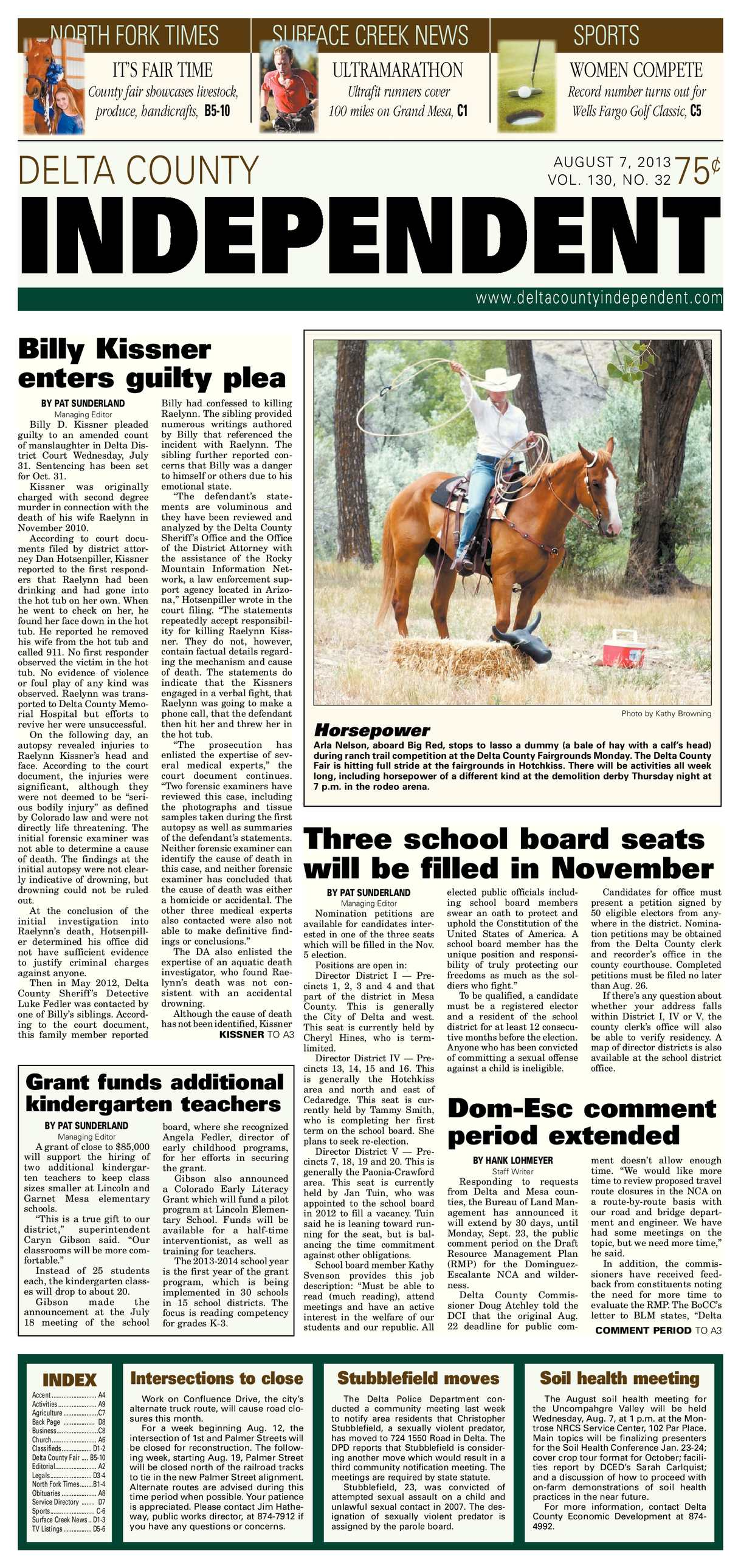 Calaméo - Delta County Independent, Aug. 7, 2013
