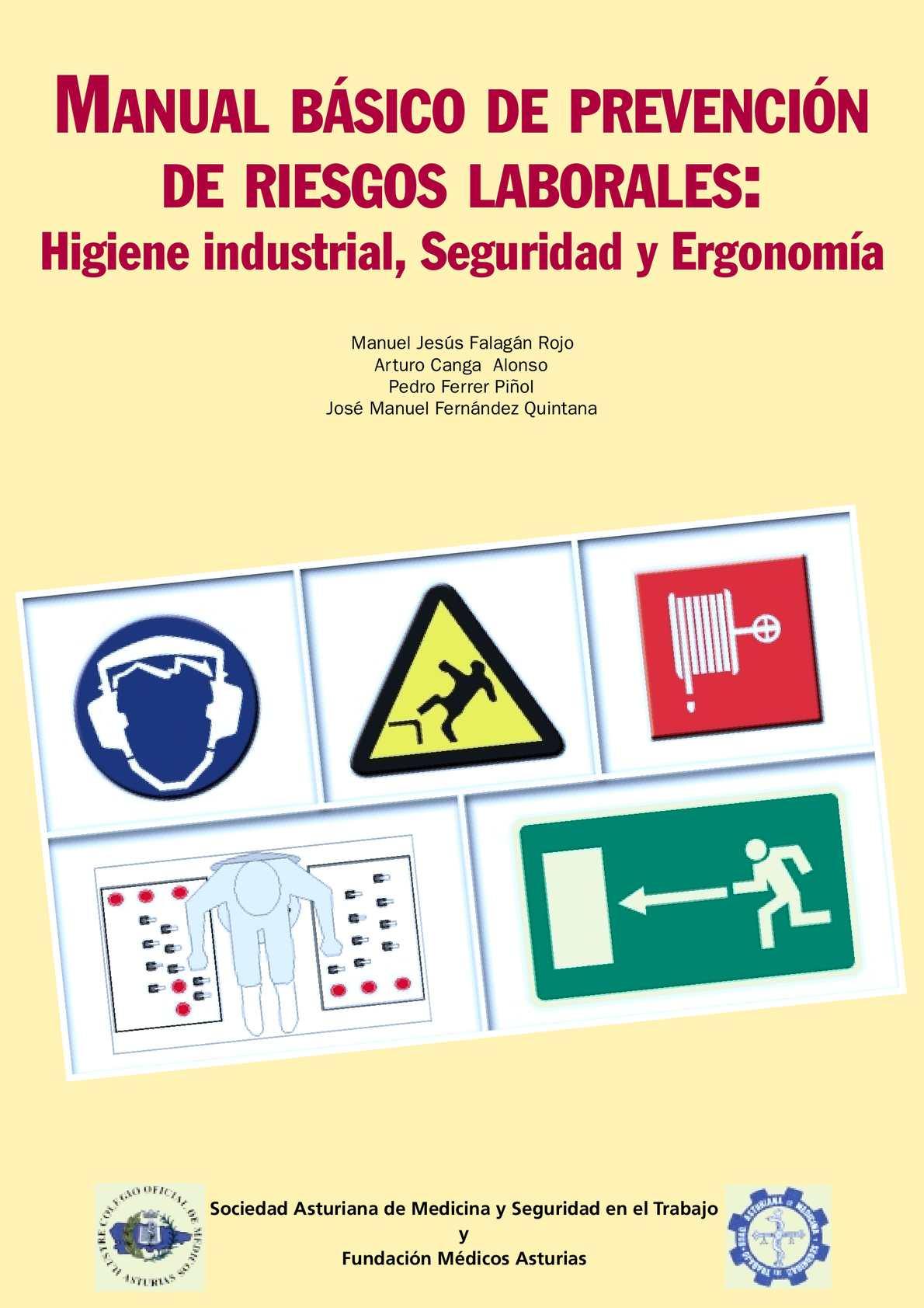 Calam o higiene y seguridad Libros de ceramica pdf