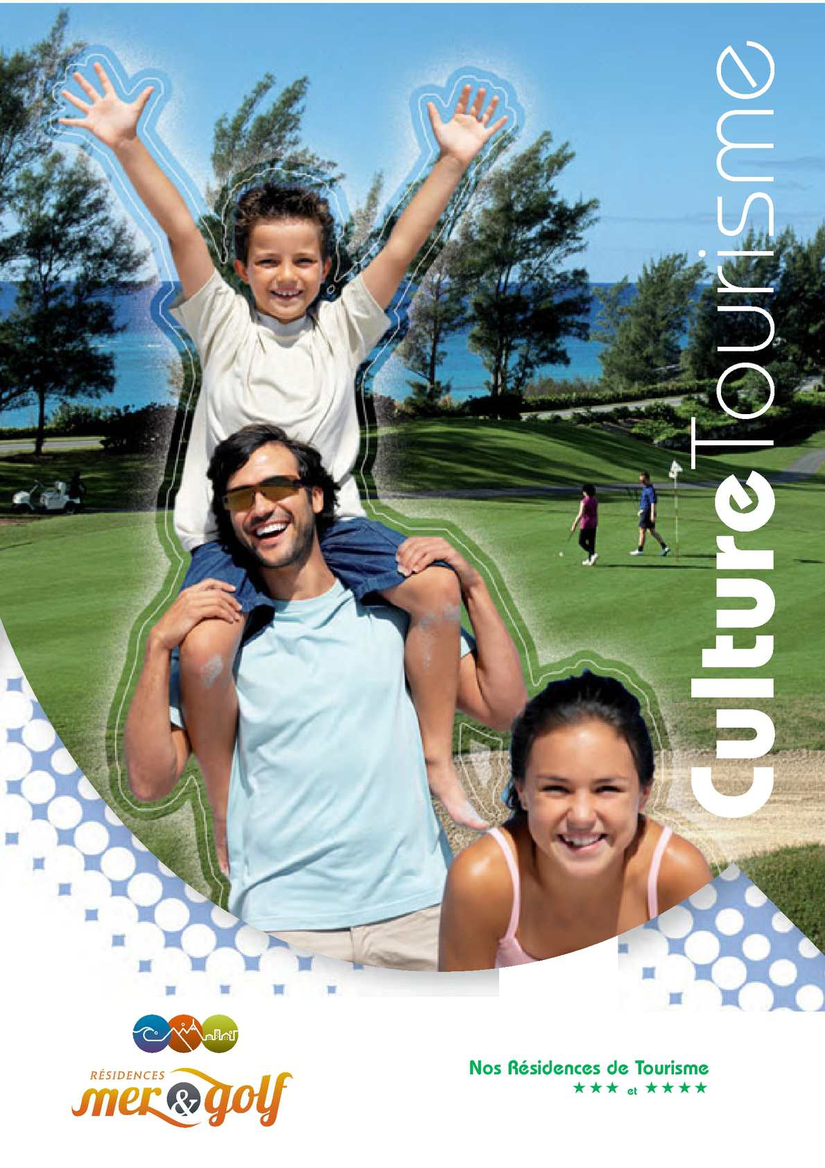 Calam o catalogue mer golf culture tourisme for Appart hotel urrugne