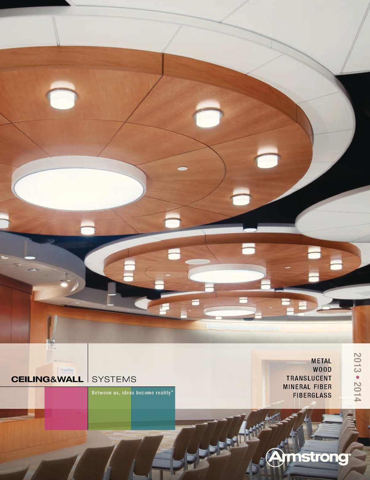 Infusion Ceiling System : Calaméo ceilings catalog