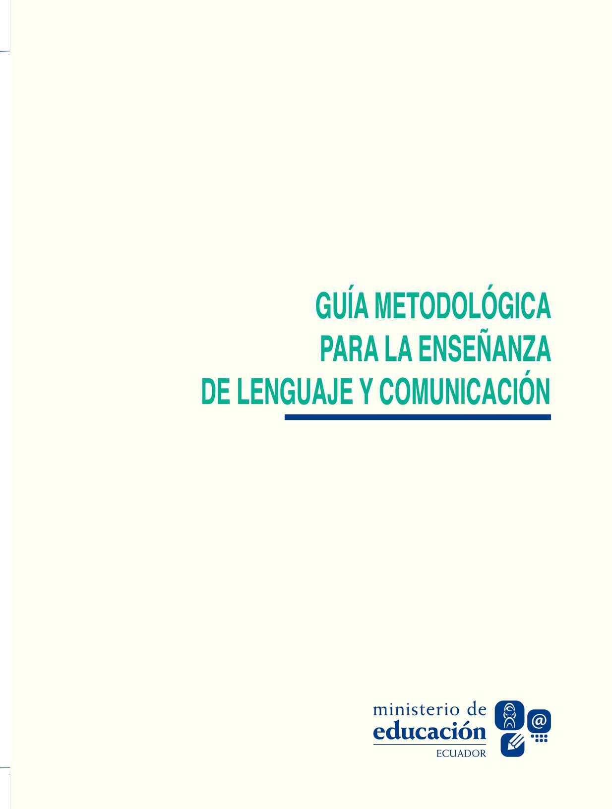 guia metodologica para la enseñanza de lengua y comunicacion.pdf