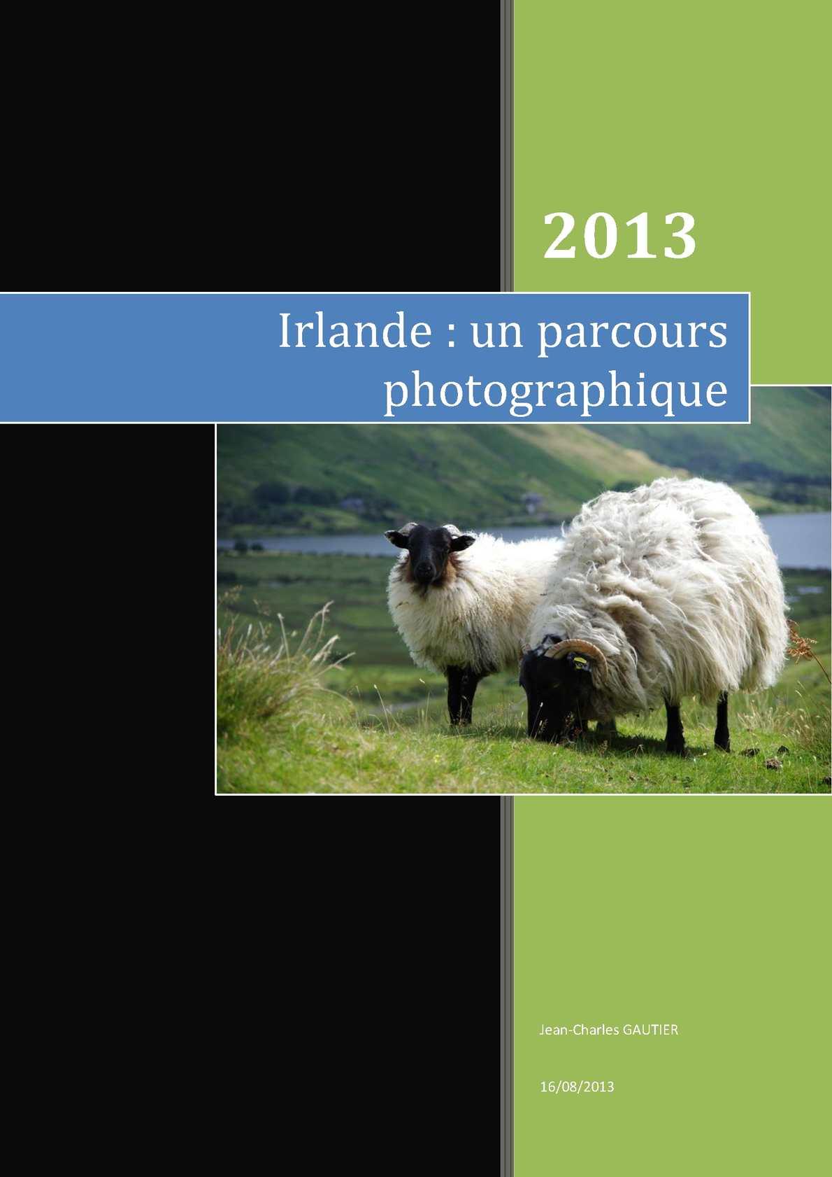 Irlande : un parcours photographique