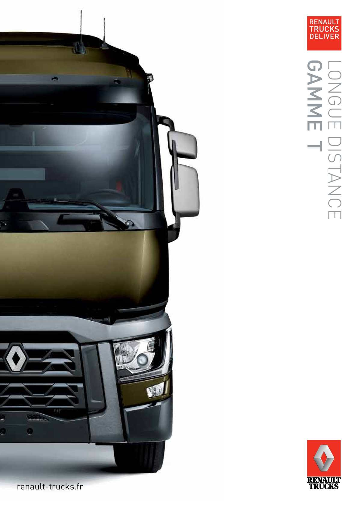 Calam o renault trucks t gamme longue distance fr france for Renault gamme t interieur