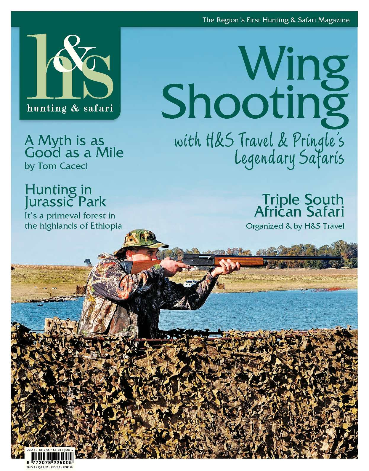 Calaméo - h&s Hunting and Safari Magazine Issue 14
