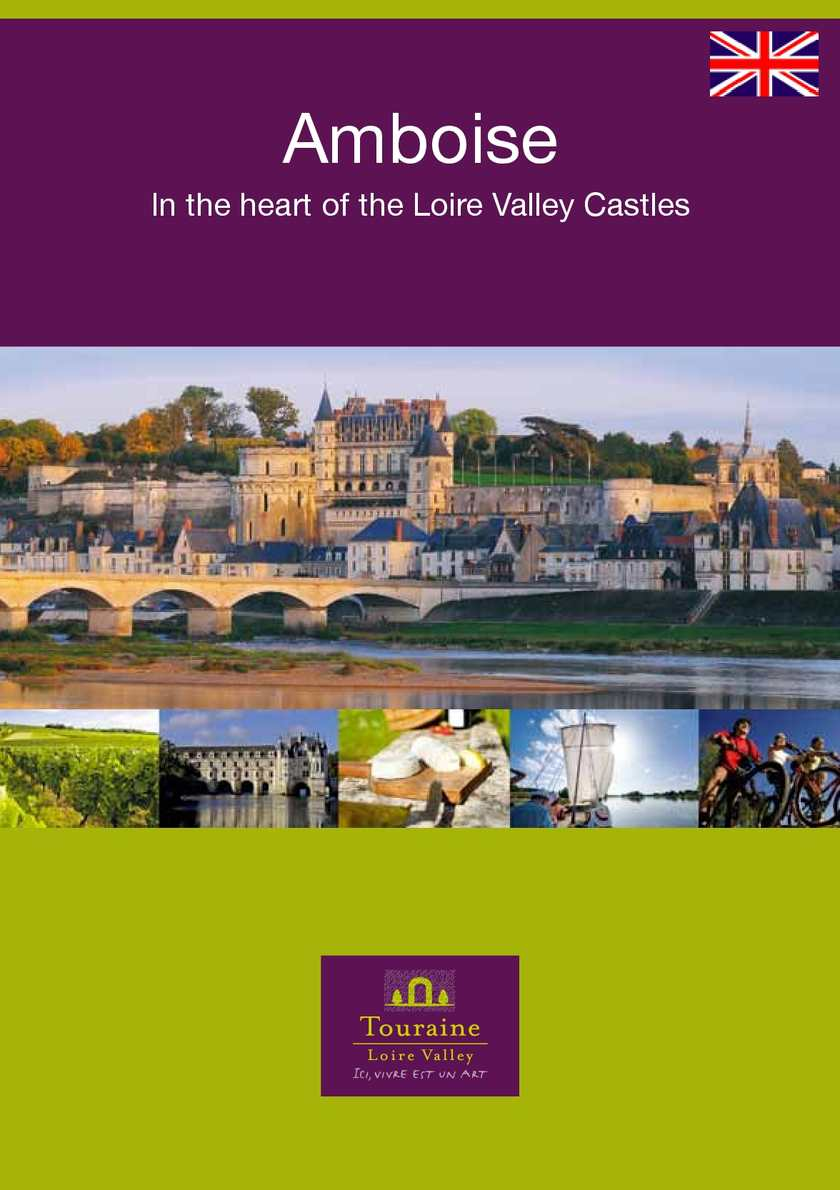Calam o amboise in the heart of the loire valley castles - Amboise office de tourisme ...