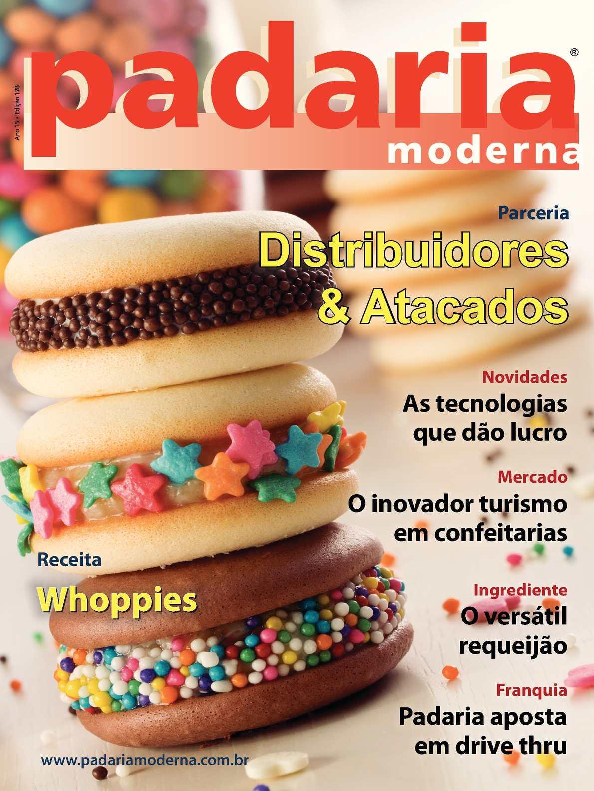 Revista Padaria Moderna - Edição 178