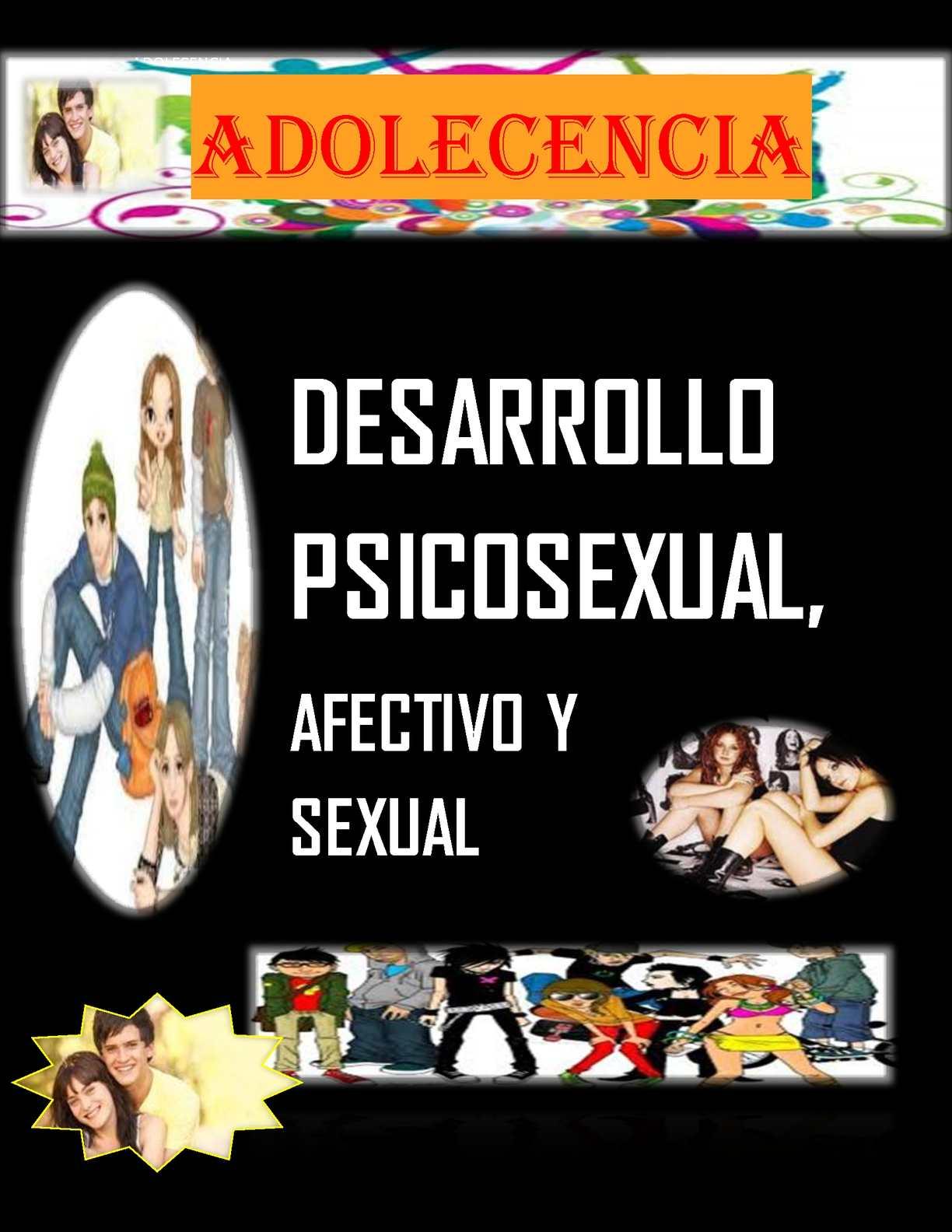 El desarrollo psicosexual en el adolecente