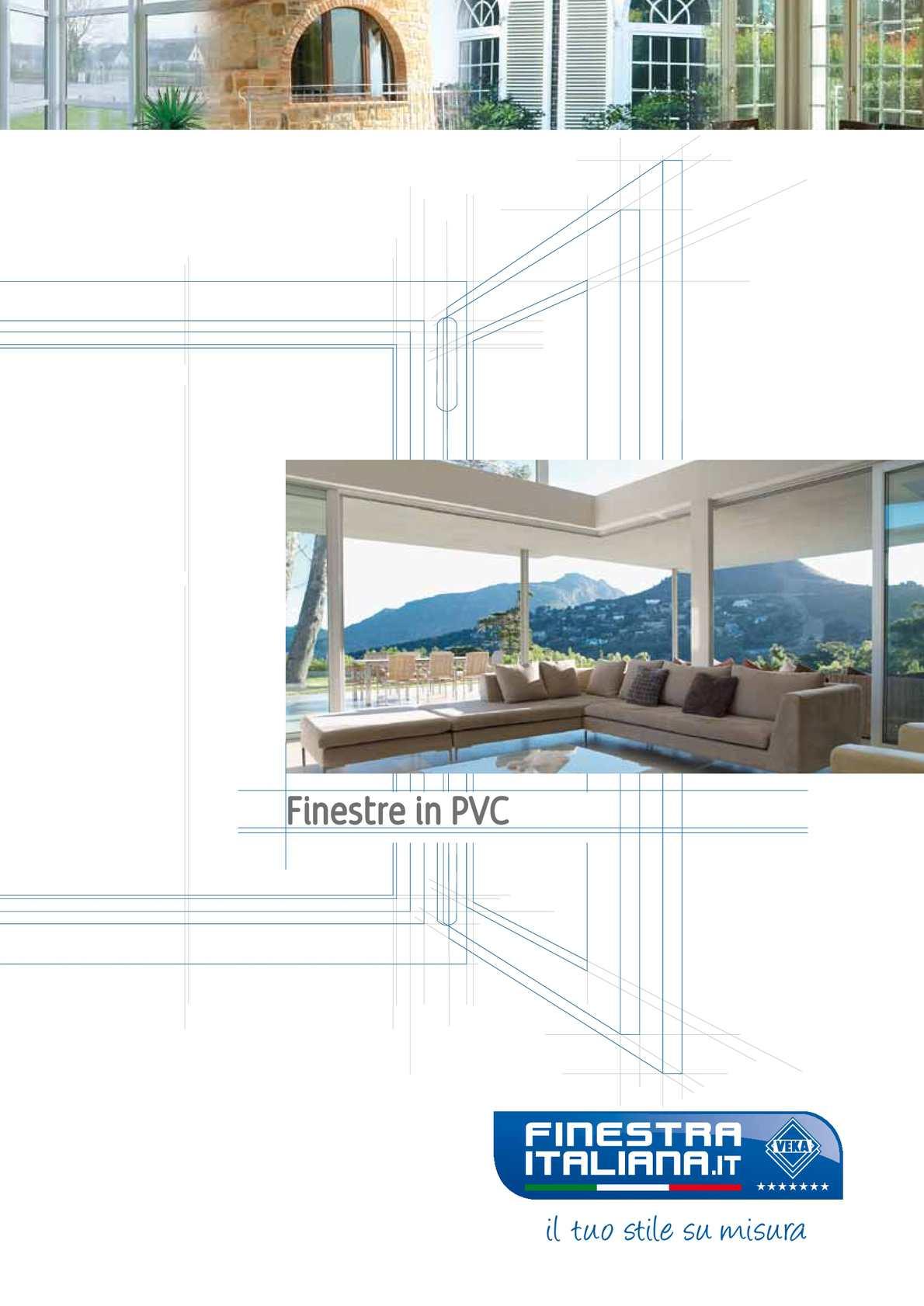 Calam o infissi pvc classe a doorwell porte finestre lecce - Porte e finestre lecce ...