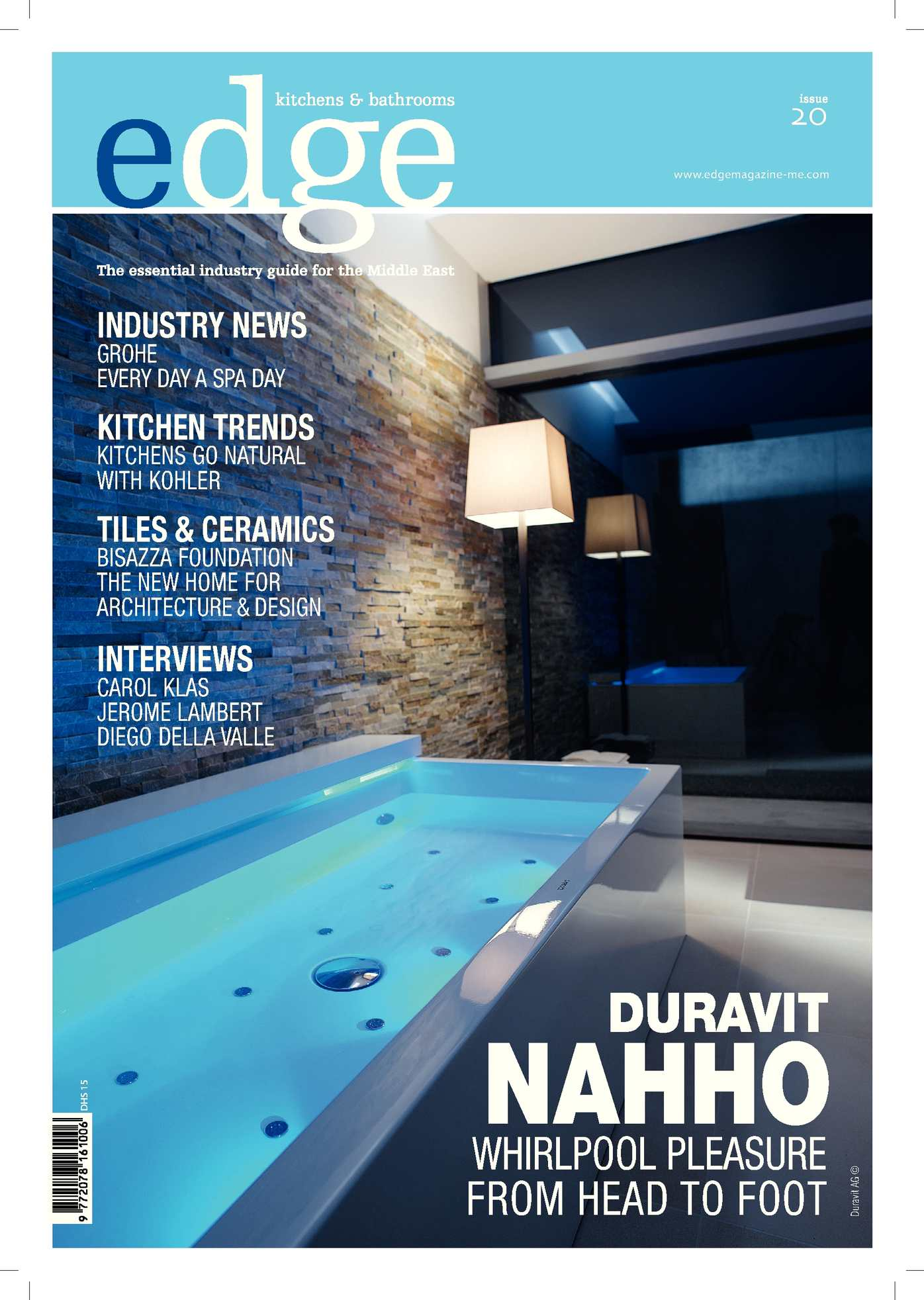 Calaméo - EDGE Kitchens & Bathrooms Magazine Issue 20