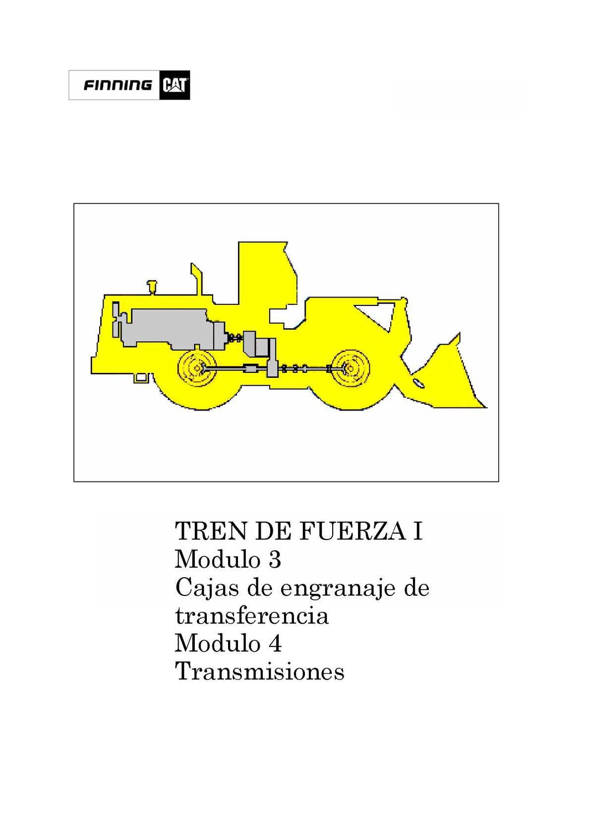 Modulo 3 Caja de Transferencia y transmision