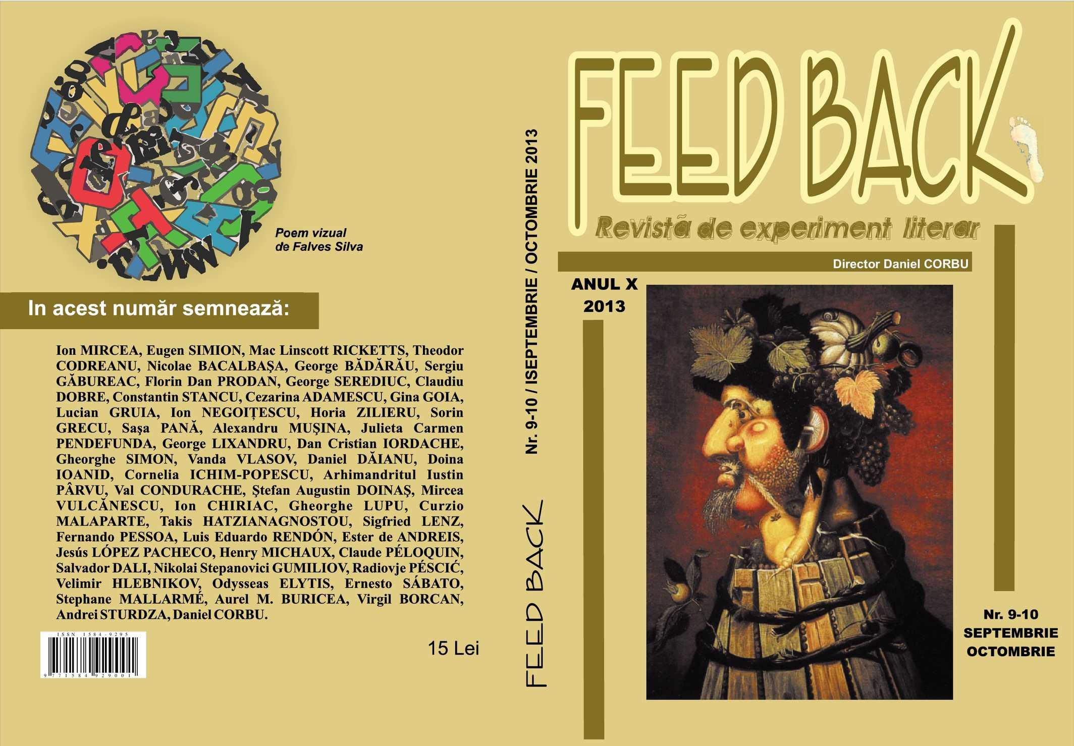 Cabina Estetica Nime : Calaméo revista feed back nr.9 10 2013
