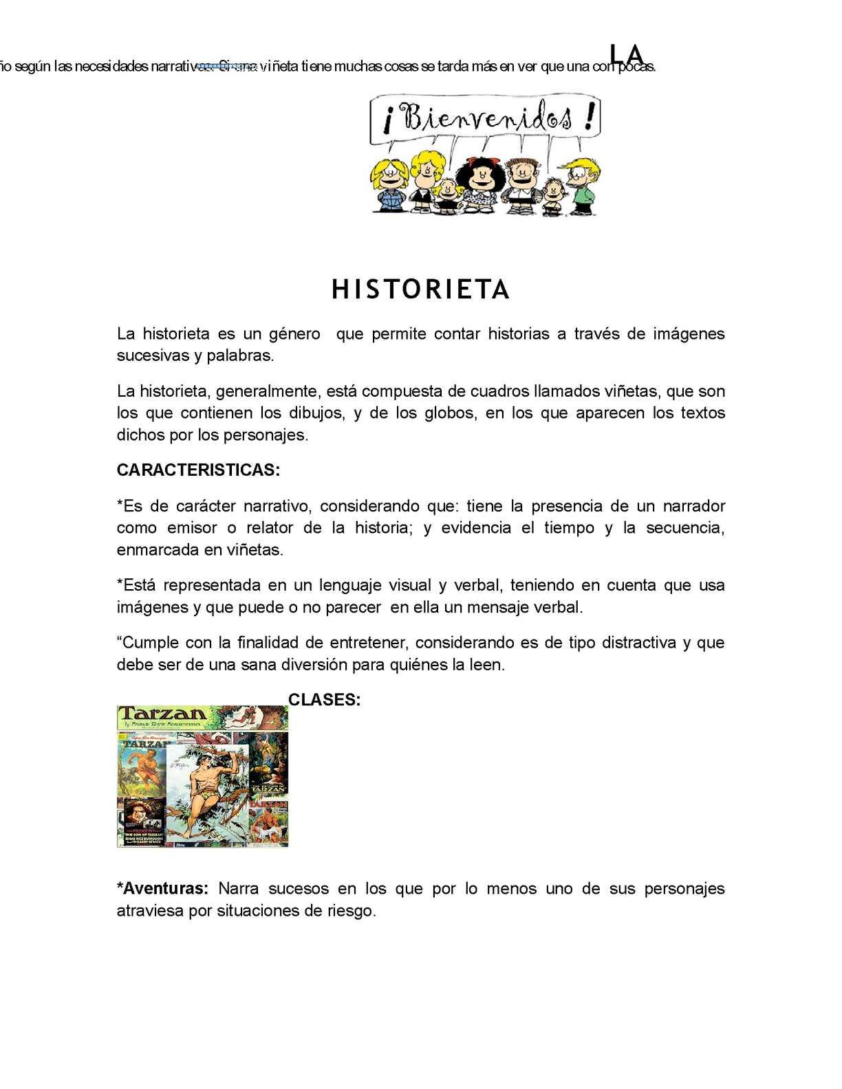 Calaméo - LA HISTORIETA