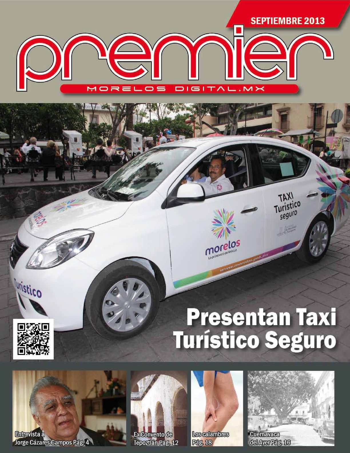 Calameo Revista Premier Morelos Digital Septiembre 2013