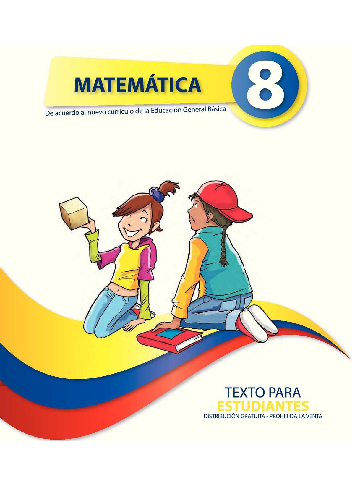 MATEMÁTICAS 8