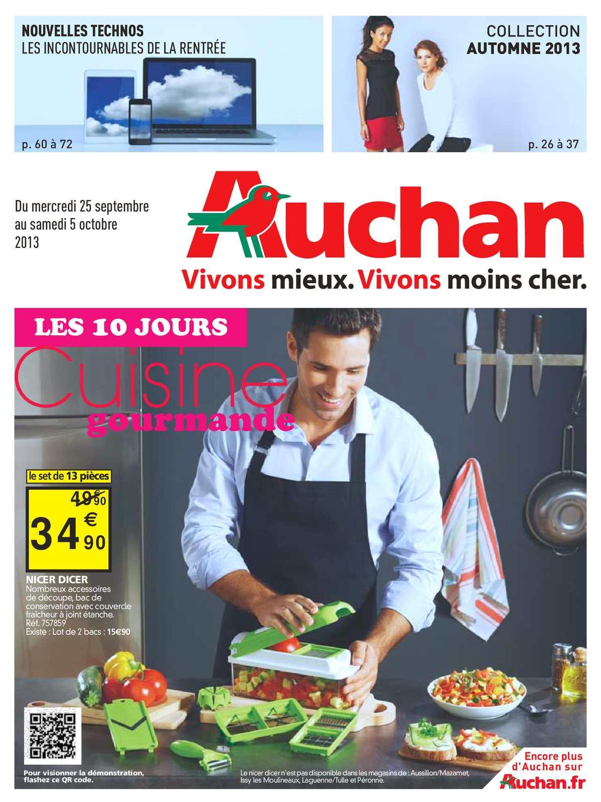 Calameo Auchan