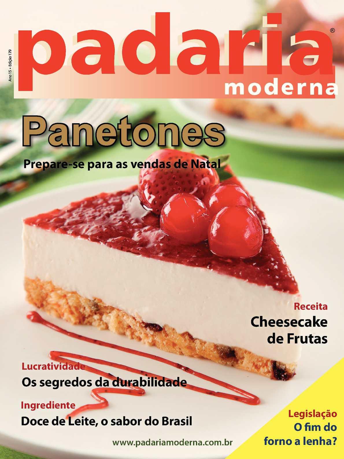 Revista Padaria Moderna - Edição 179