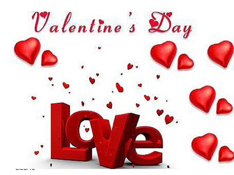Поздравления с Днём Святого Валентина на английском языке с 92