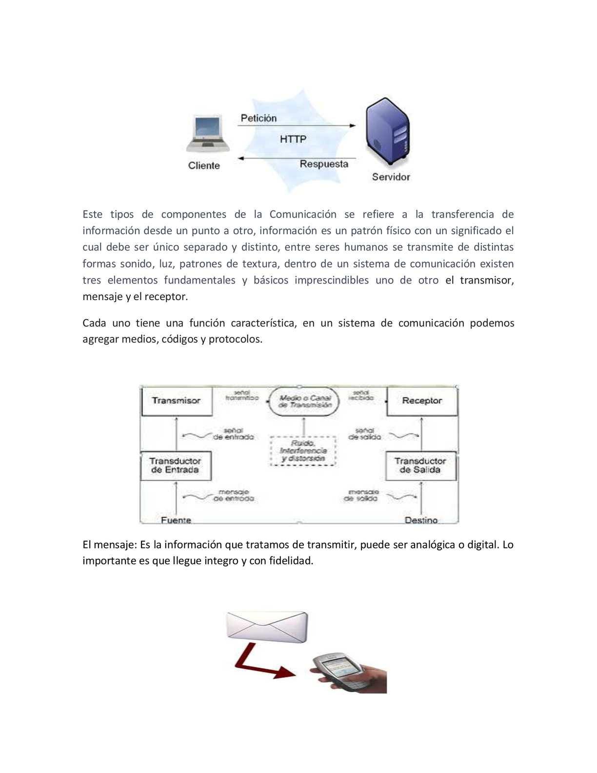 1.2 Receptor,Emisor,Receptor,Medios,Codigos Y Protocolos - CALAMEO ...