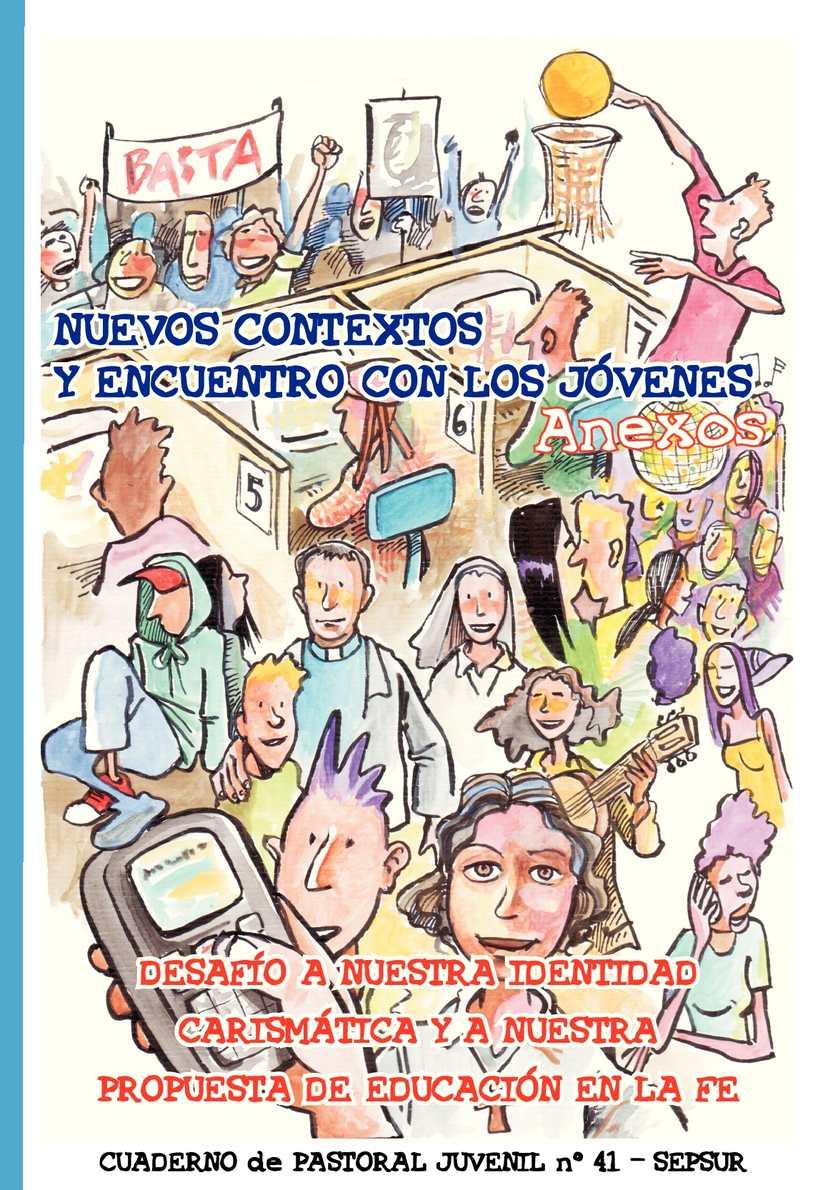Cuaderno Pastoral Juvenil Nº 41- SEPSUR