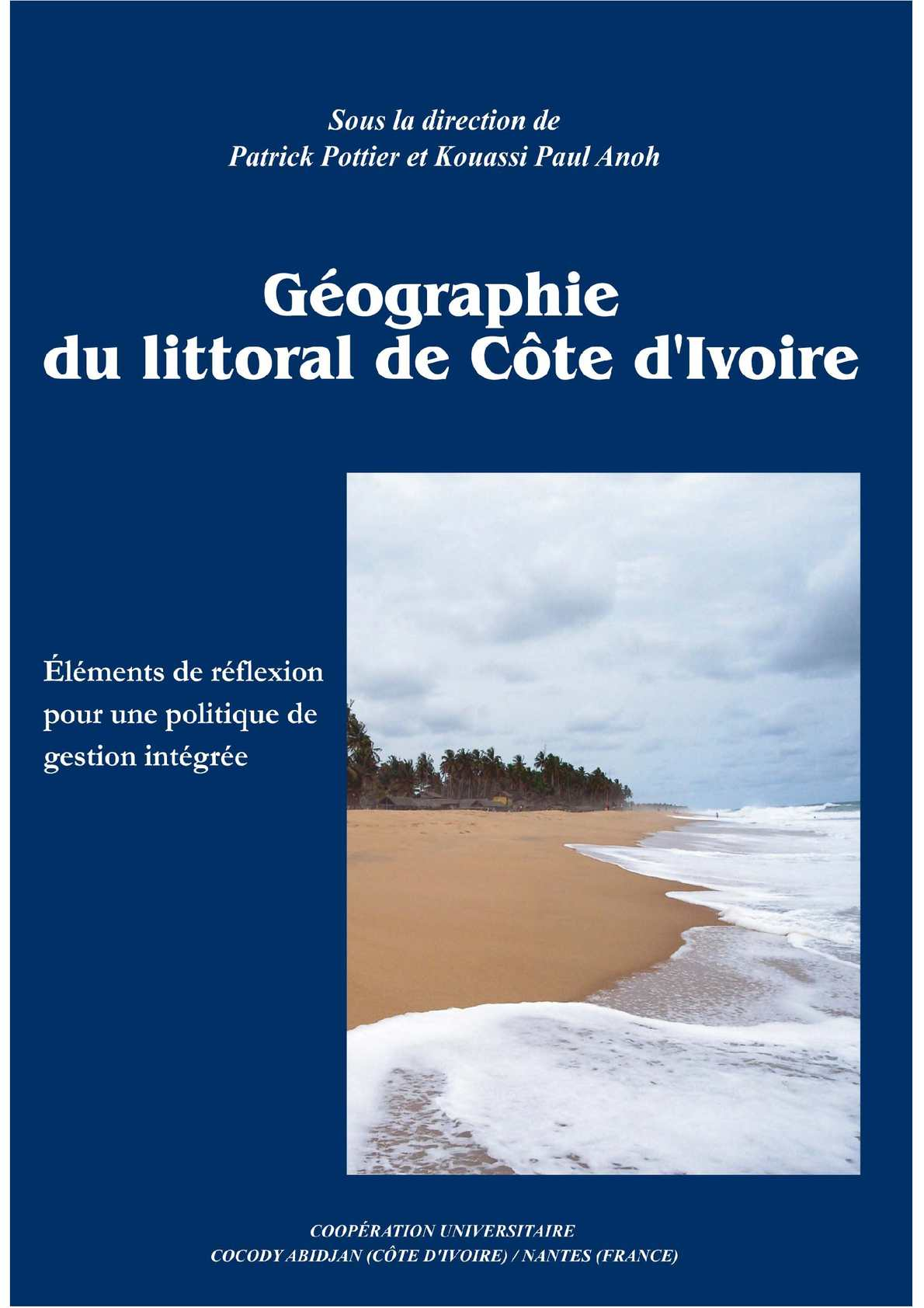 Calaméo géographie du littoral de côte divoire