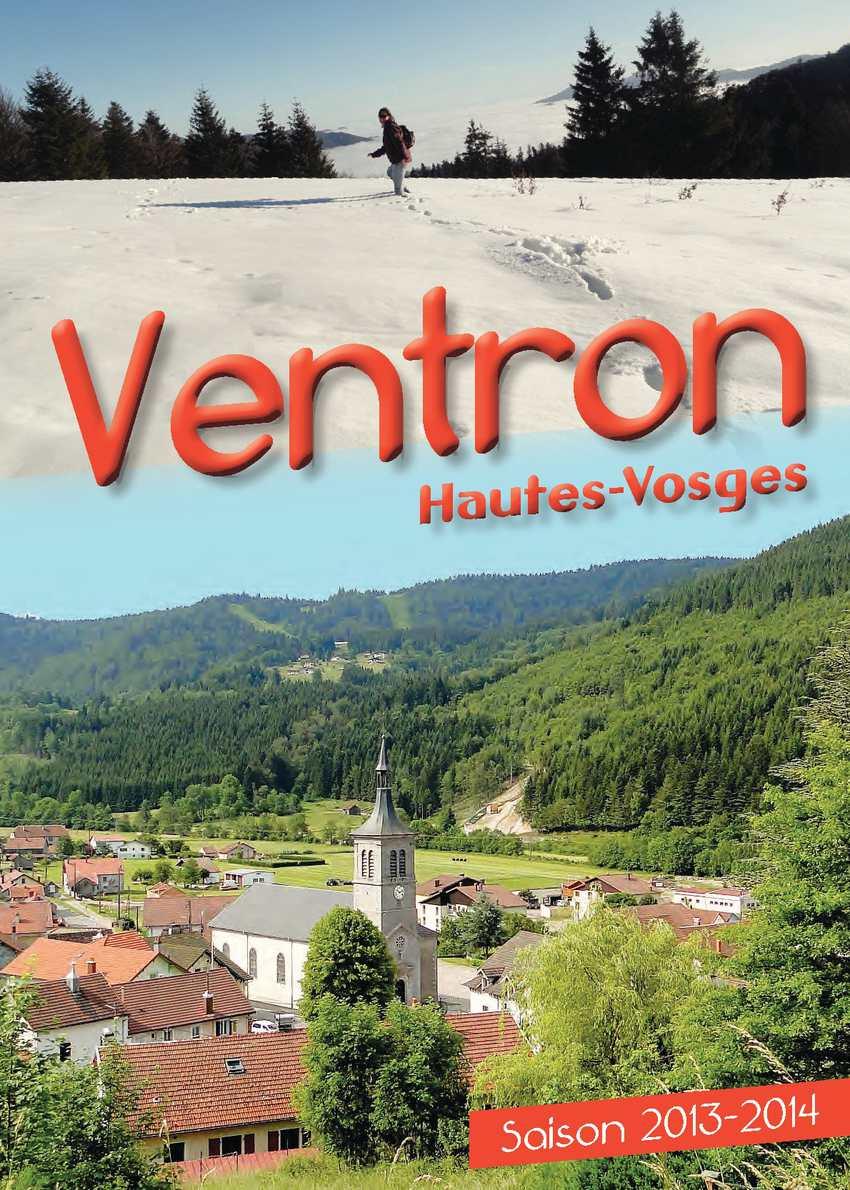 Calam o guide pratique 2013 2014 - Office de tourisme ventron ...