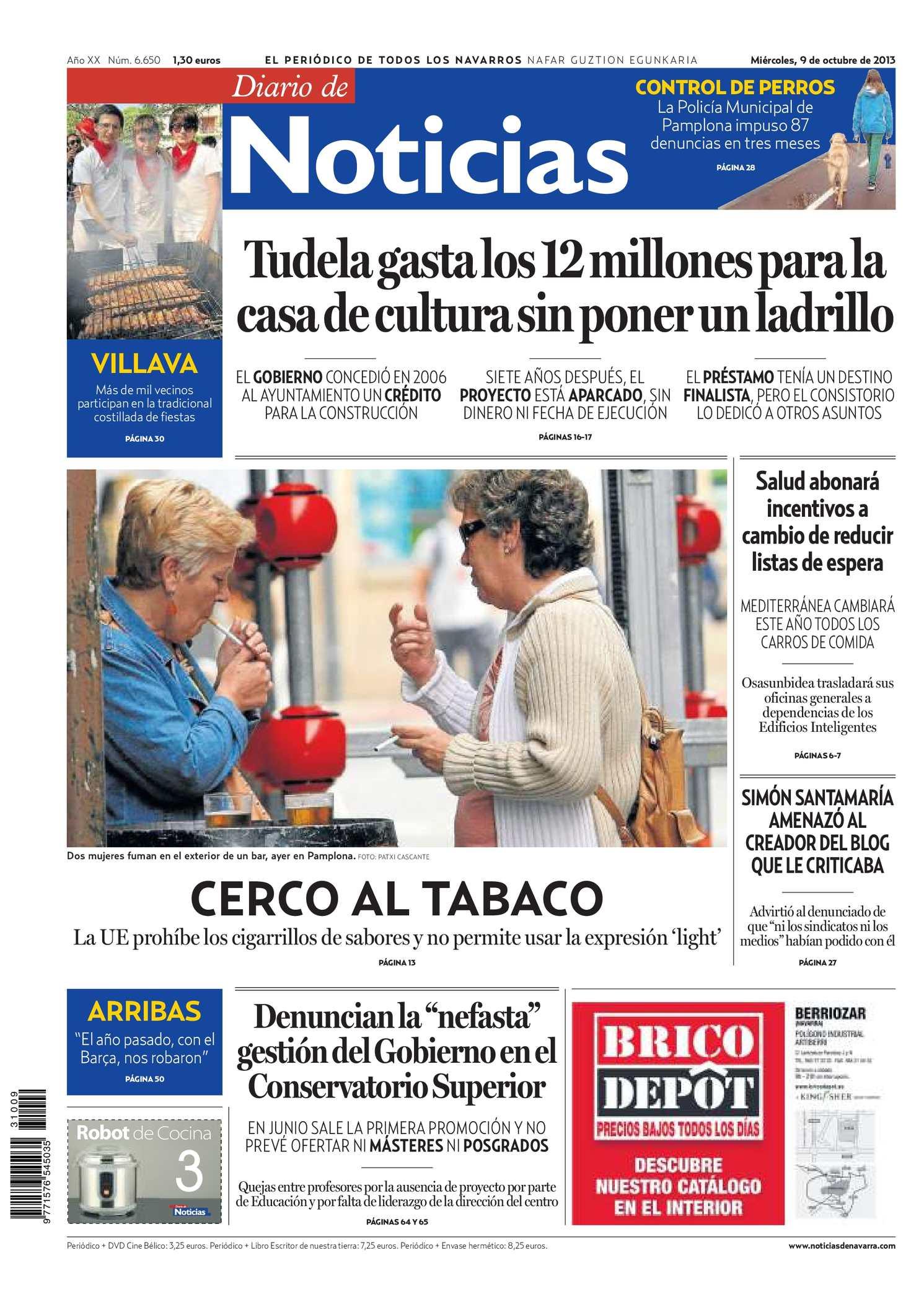Calaméo - Diario de Noticias 20131009
