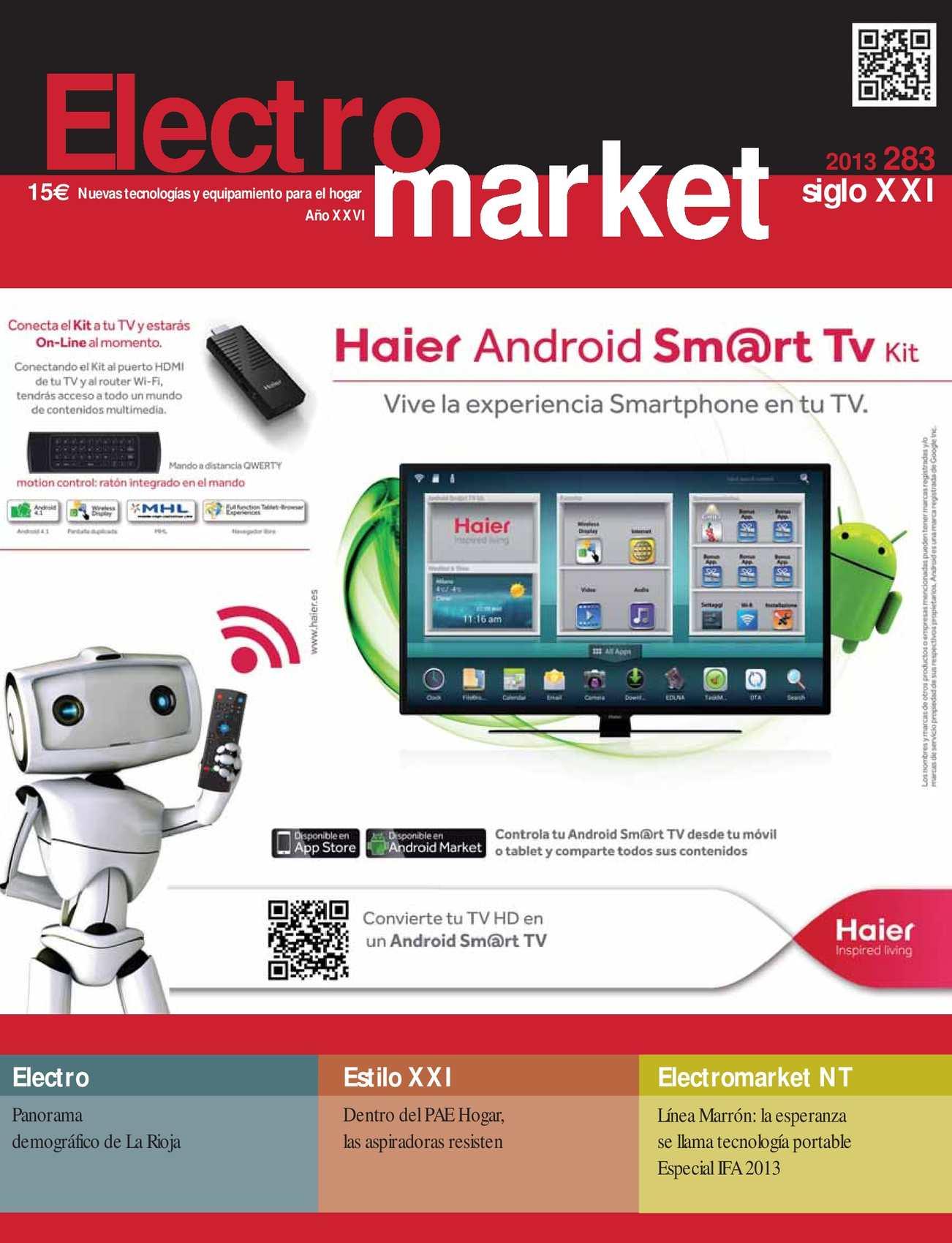 Electro Market 283, Retail del Electrodoméstico