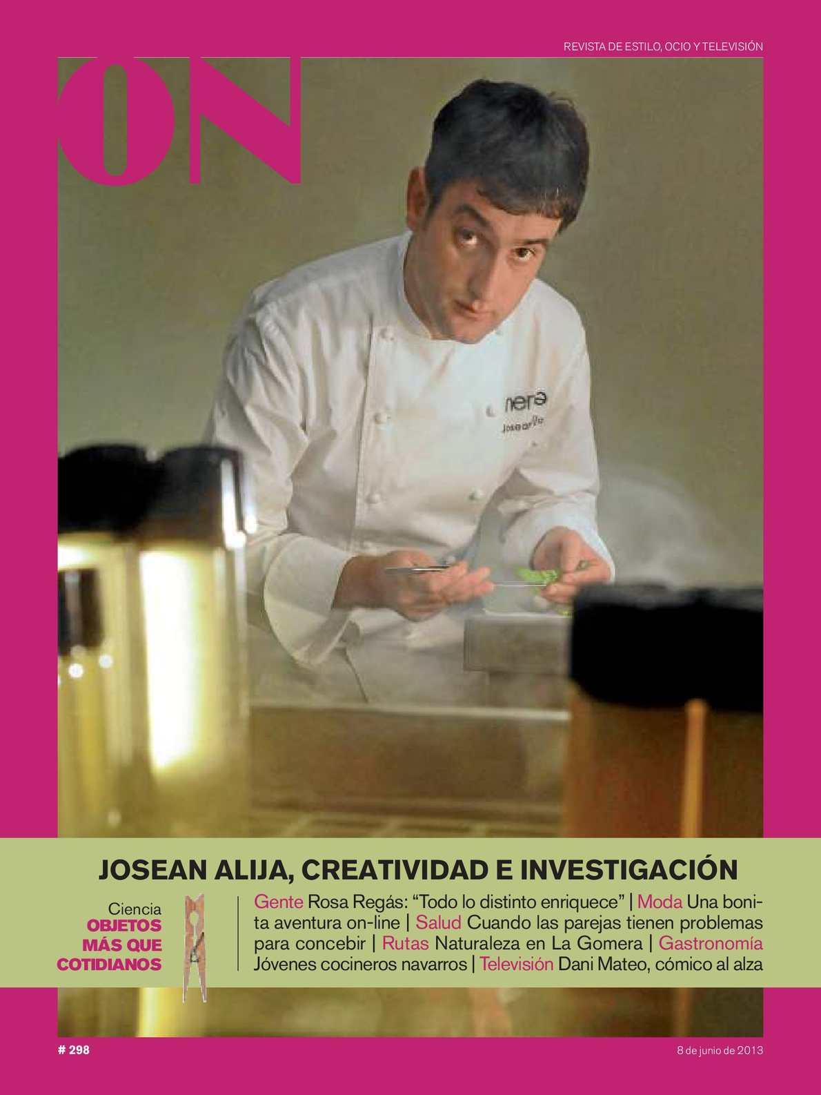 Calaméo - ON Revista de Ocio y Estilo 20130608