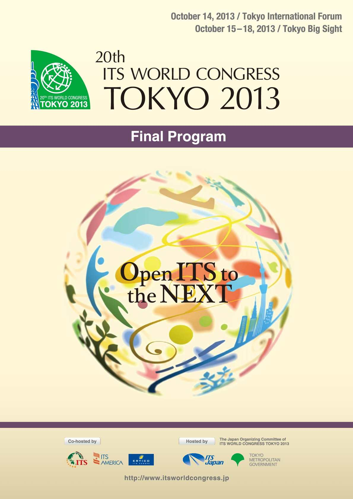 Calamo Its World Congress Tokyo 2013 Preliminary Program Classab Pushpull Audio Circuit Diagram Tradeoficcom