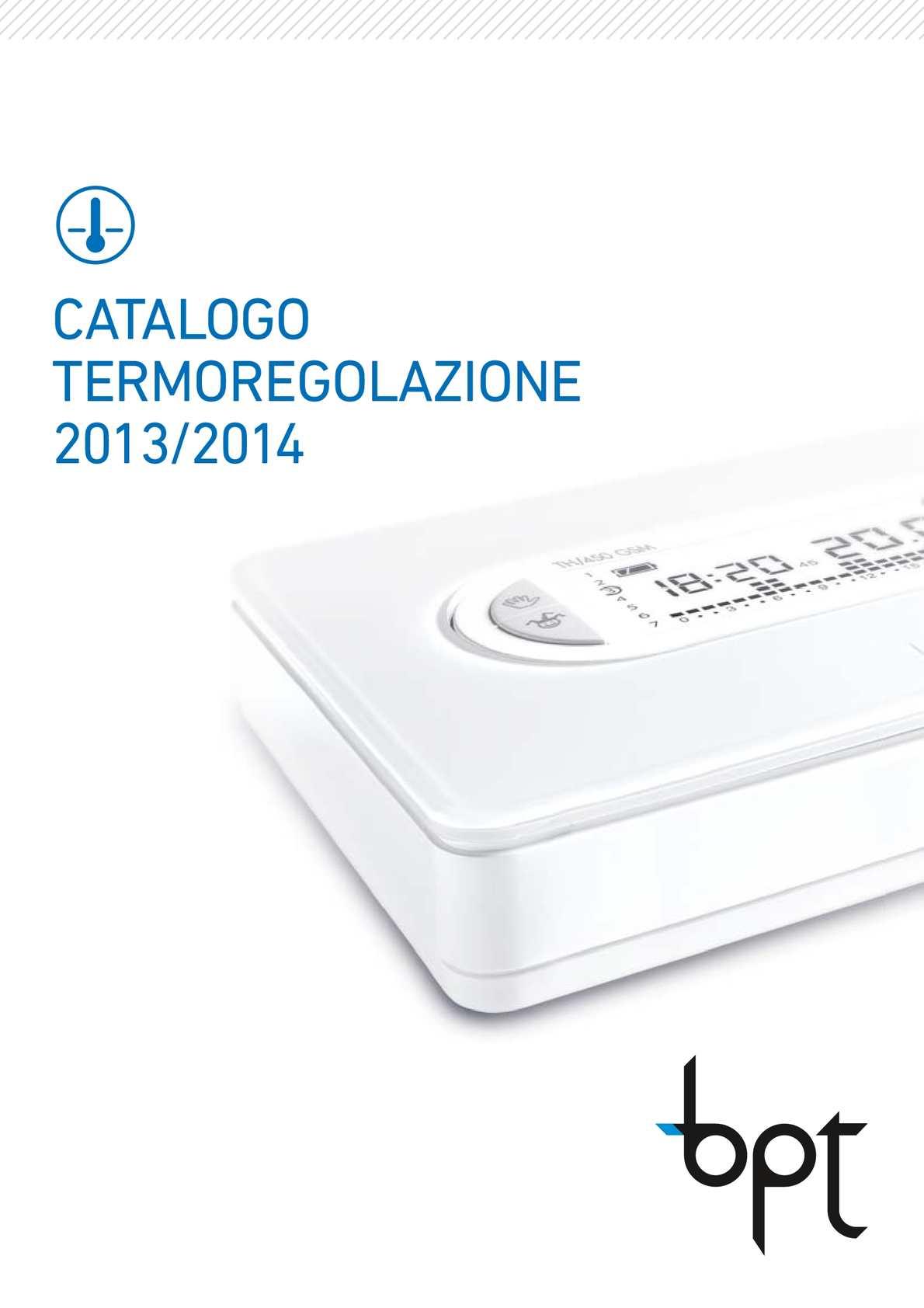 Calaméo Bpt Catalogo Ita Ottobre 2013