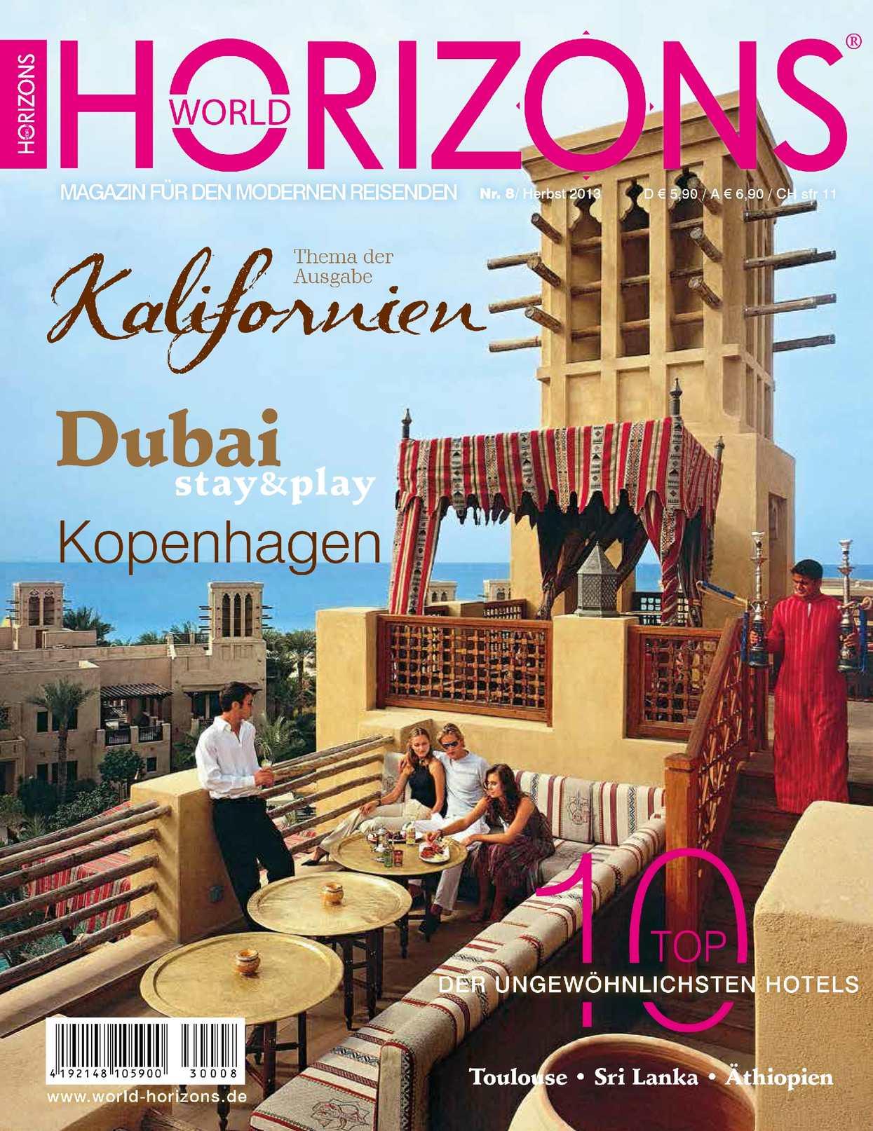 World Horizons Nummer 8